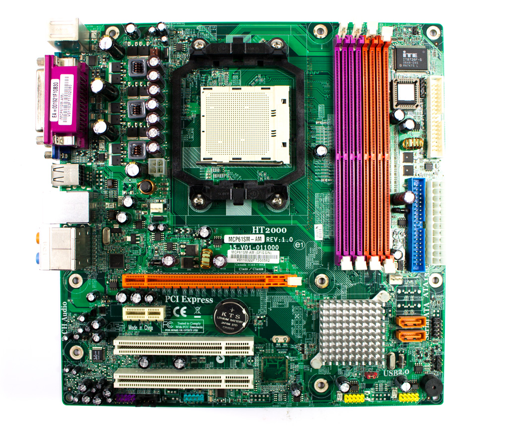 Mcp61sm Am Acer Ht2000 Socket Am2 Motherboard Without Firewire Wiring Diagram Out Of Stock