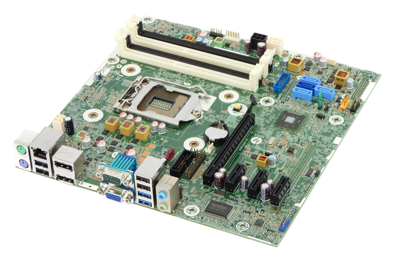 HP 696549-003 Socket LGA1150 Motherboard 795972-001 f/ ProDesk 600 G1 SFF PC
