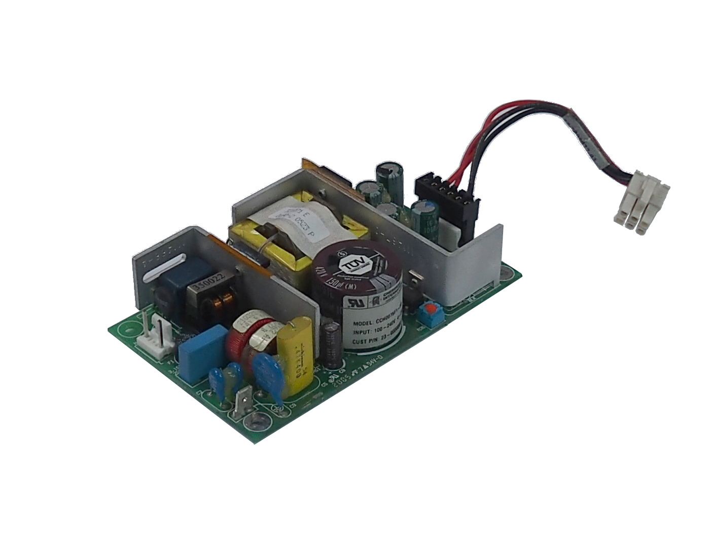 Brocade 23-0000009-02 CCH0075F1-5A Power Supply For HP A7985A SAN Switch