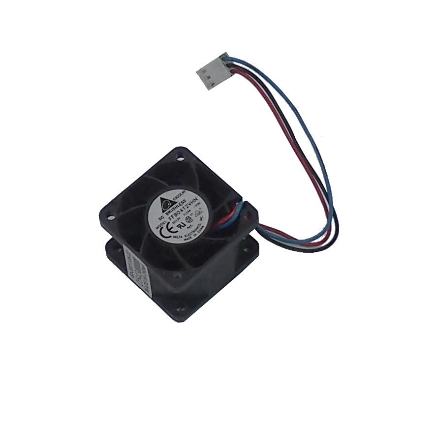 Brocade 60-0001106-02 FFB0412VHN  DC 12V 0.24A Case Fan For HP A7985A SAN Switch