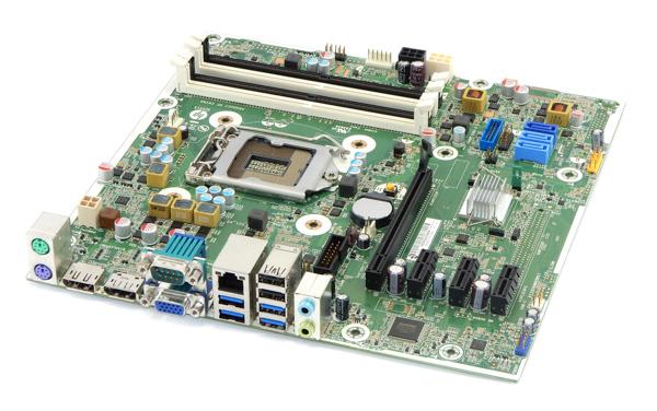 HP 795231-001 Intel Socket LGA1151 Skylake DDR4 Motherboard f/ ProDesk 600 G2 PC