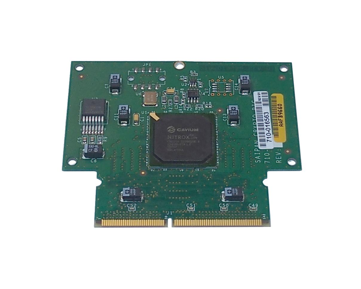 Juniper 710-016563 Saipan Crypto PIC For SSG Series Secure Services Gateways