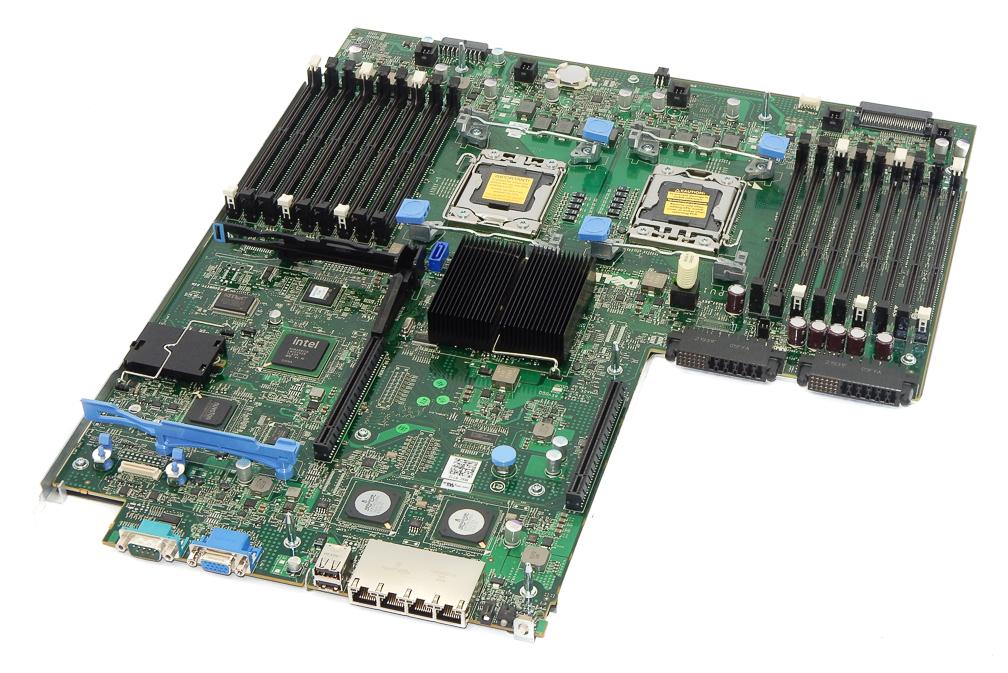 Dell MD99X PowerEdge R710 Dual-Socket LGA1366 Motherboard