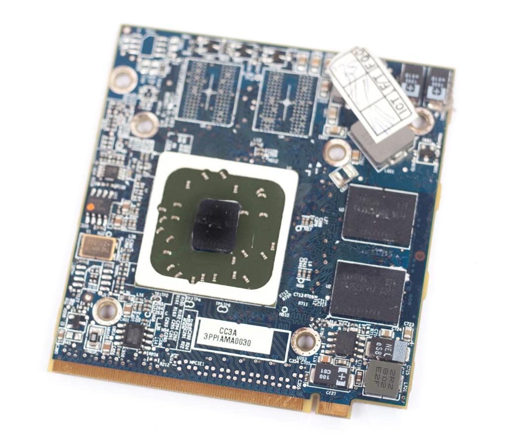 "3PPIAMA0030 Apple Radeon HD2400XT 128MB Graphics Card /f 20"" iMac A1224 EMC:2210"