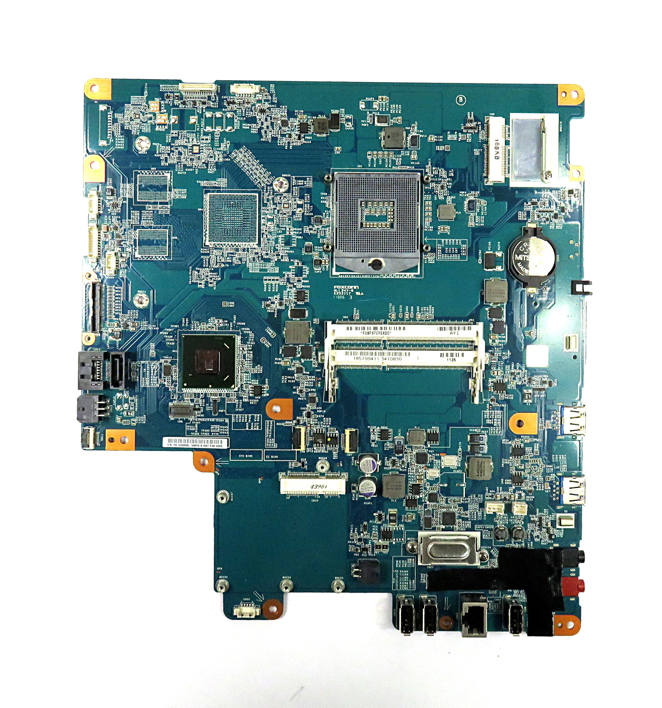 Sony  rPGA-988B Motherboard f/ PCG-11411M AiO 1P-0113J03-6011 185799411 MBX-246