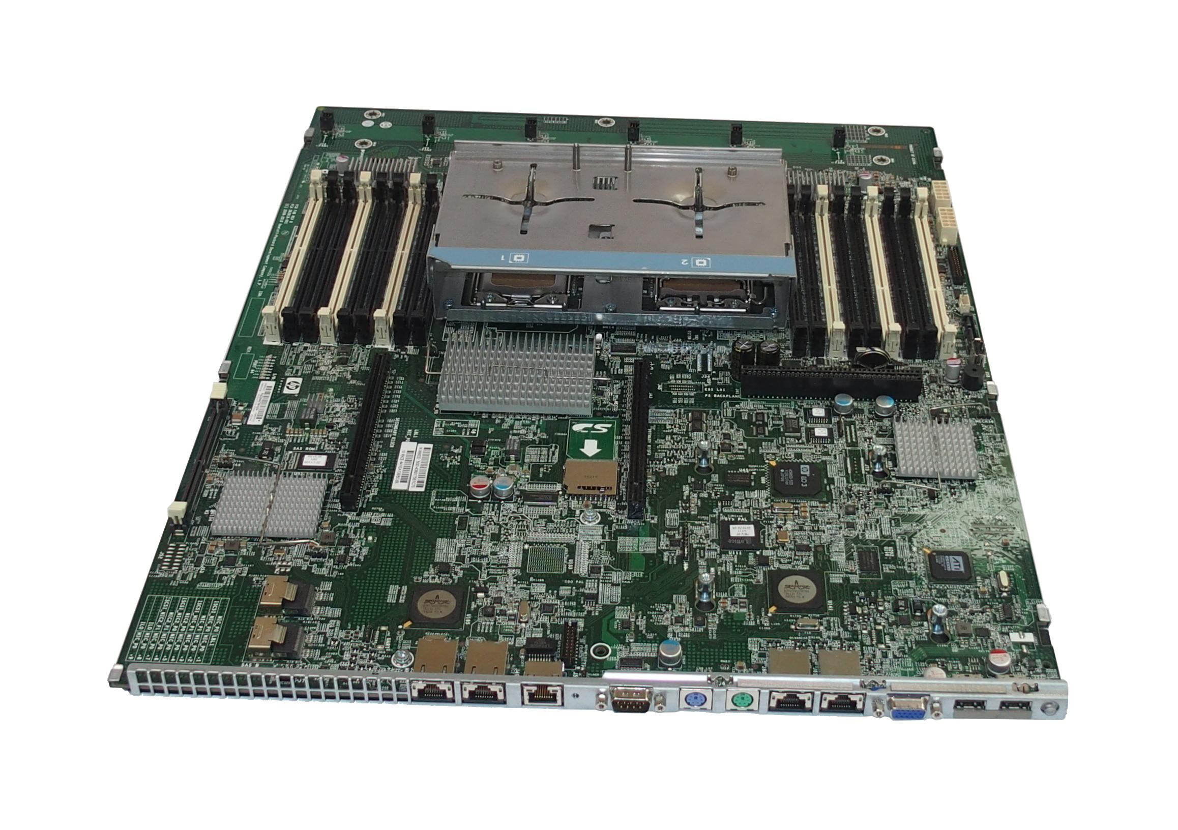 HP 583918-001 Proliant DL380 G7 Dual Socket Motherboard- 599038-001