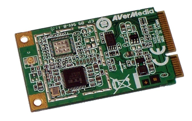 AVerMedia H335-A Mini PCIe TV Tuner Card H335AB