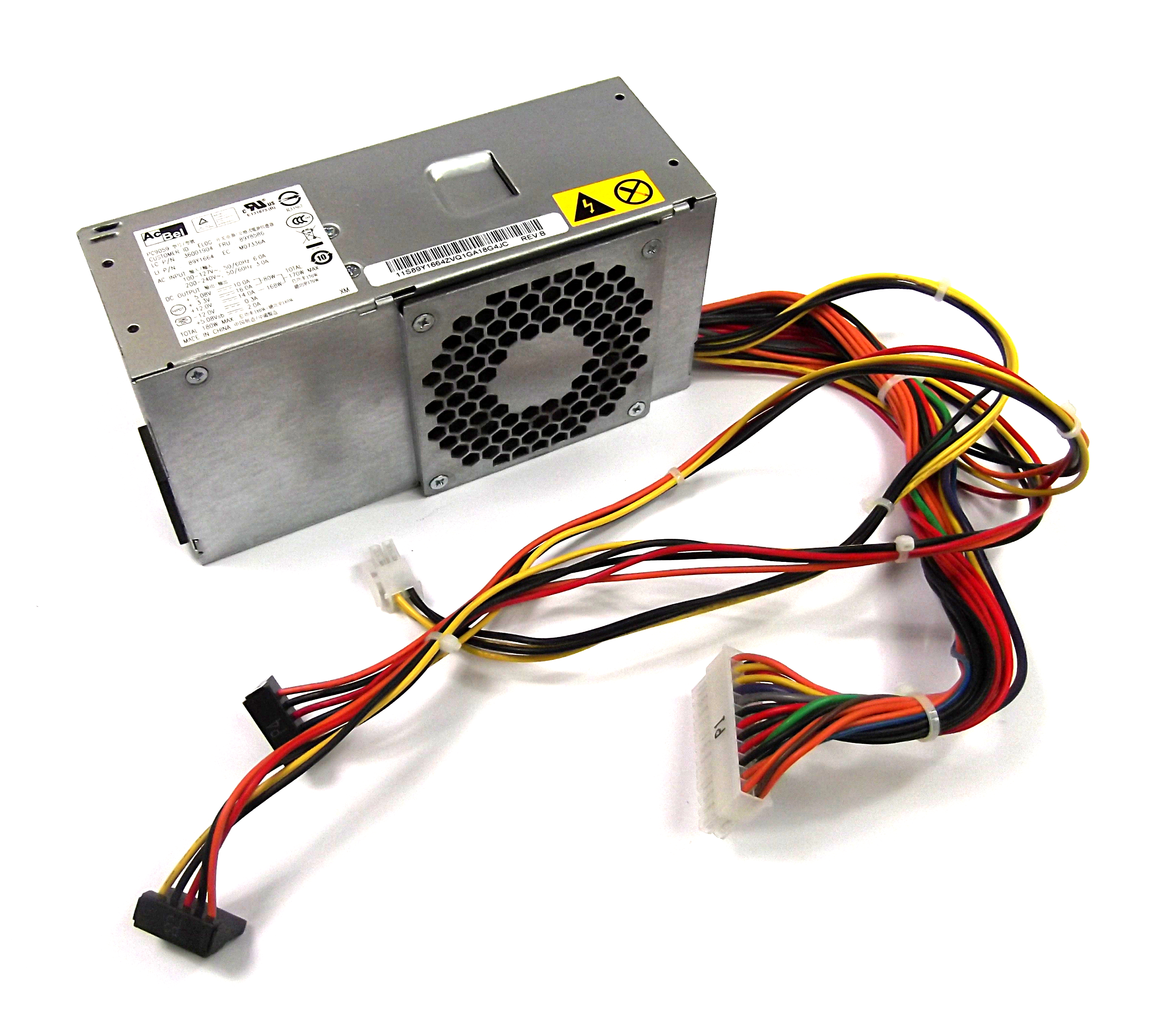 Lenovo 89Y8586 PC9059 180W 24-Pin Power Supply For Lenovo ThinkCentre Edge 72 PC