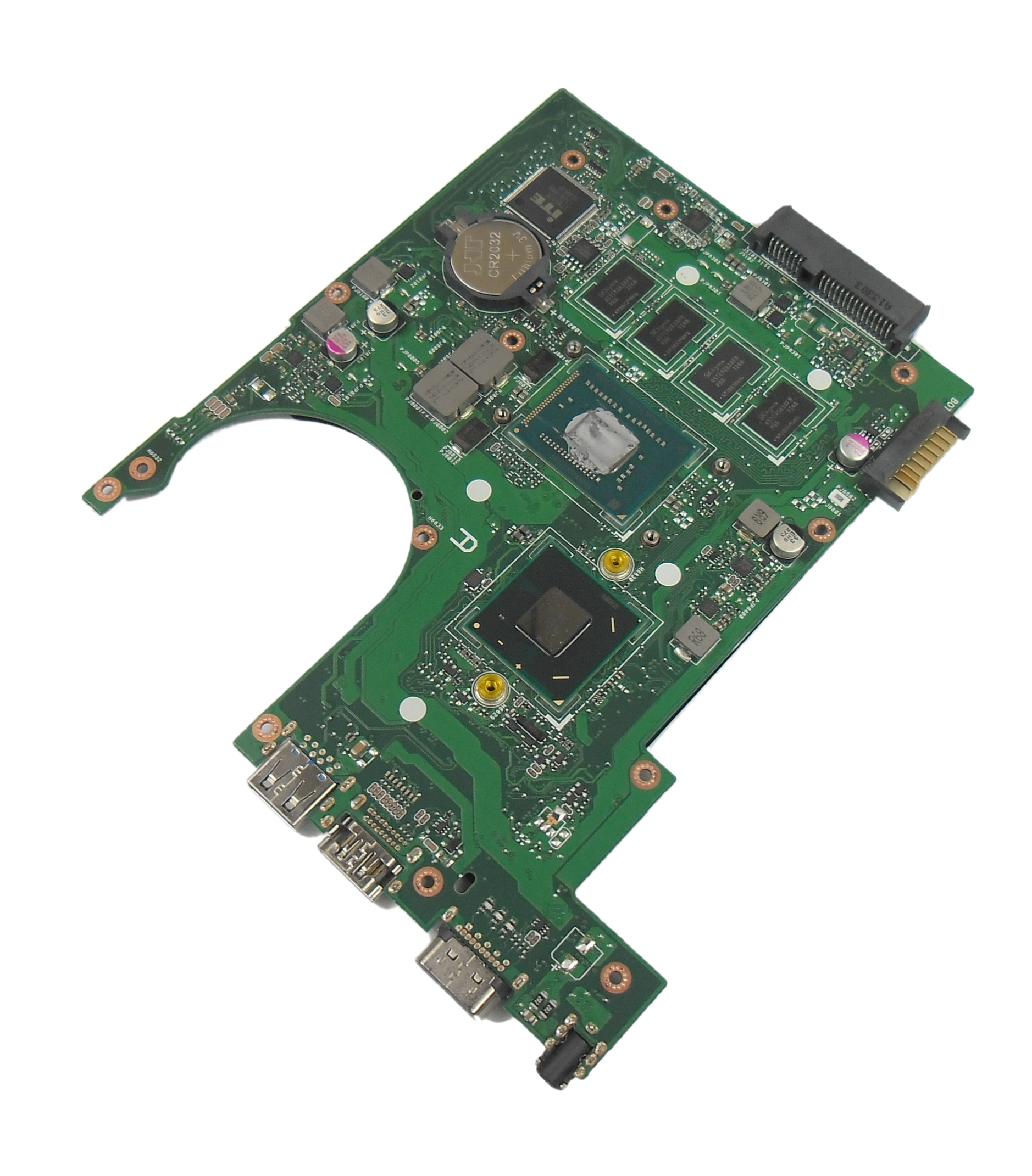 60NB02X0-MB3020-212 Asus VivoBook X200CA Motherboard with Celeron 1007U CPU