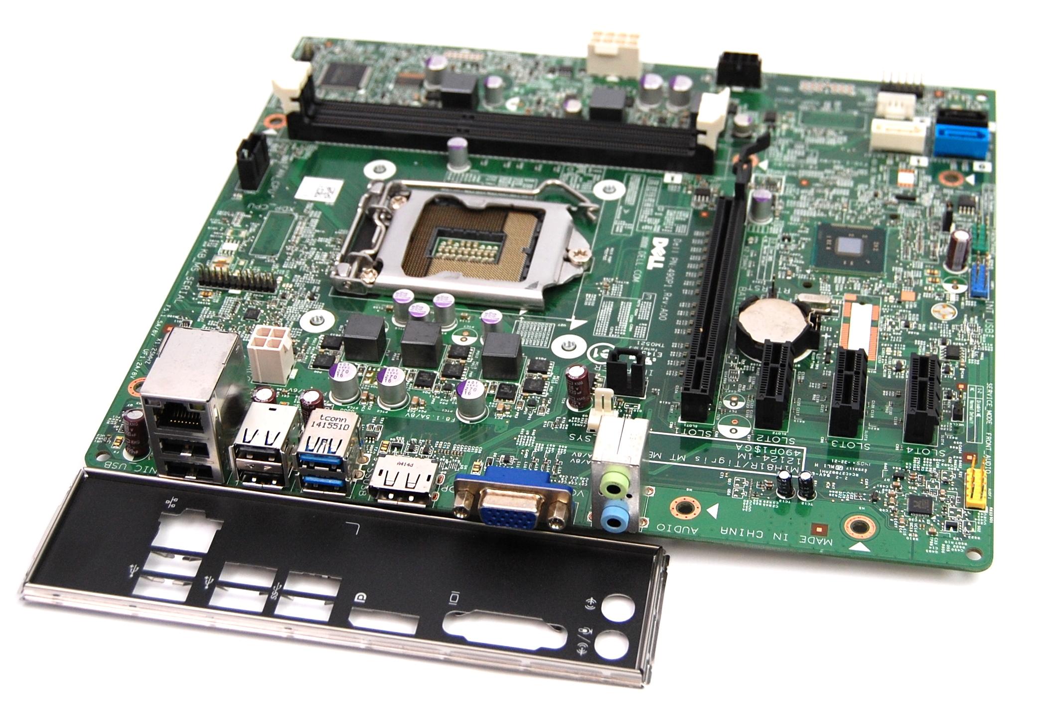 Dell VHWTR Intel Socket LGA1150 Motherboard