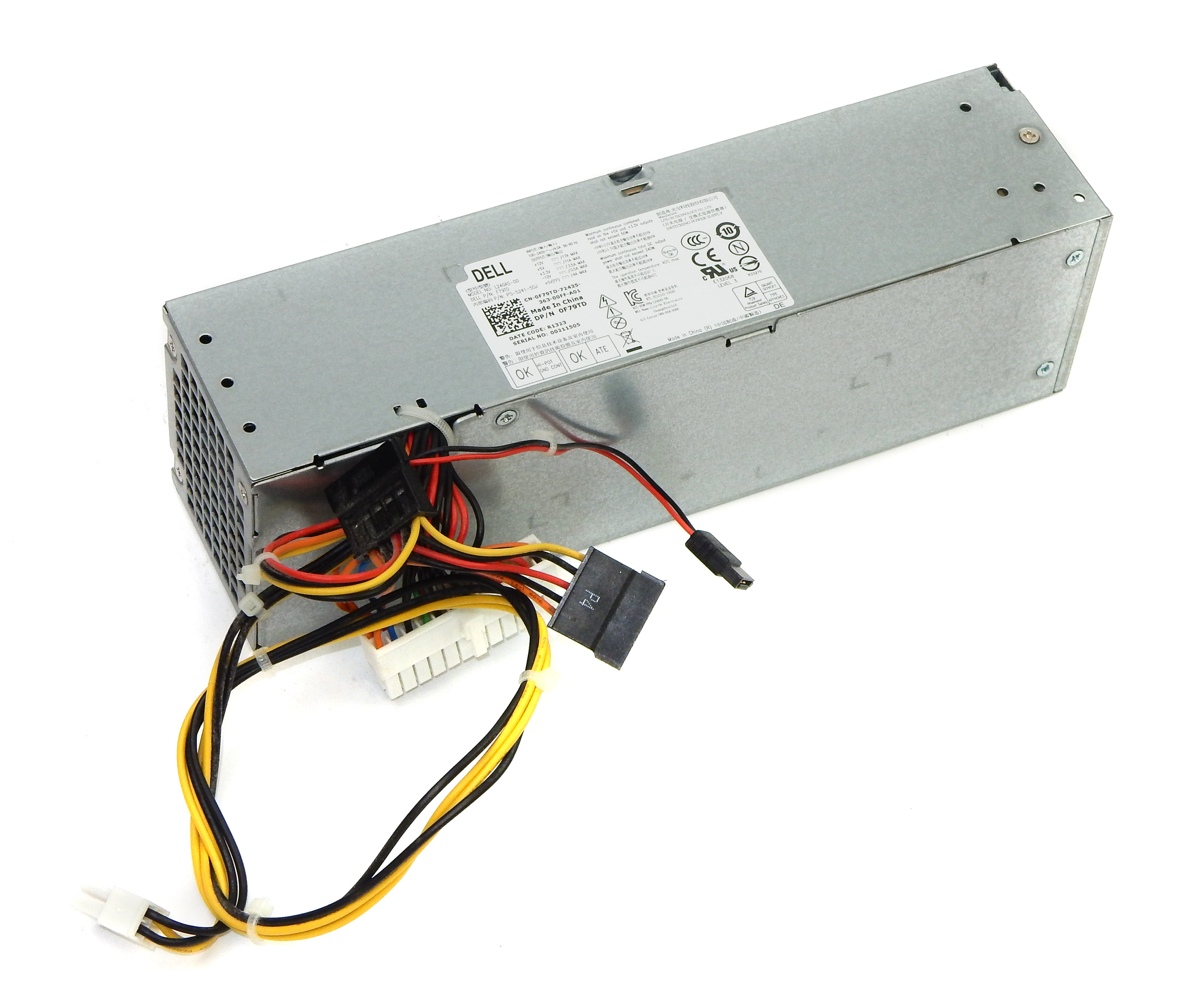 Dell F79TD Optiplex 9010 SFF 240W Power Supply