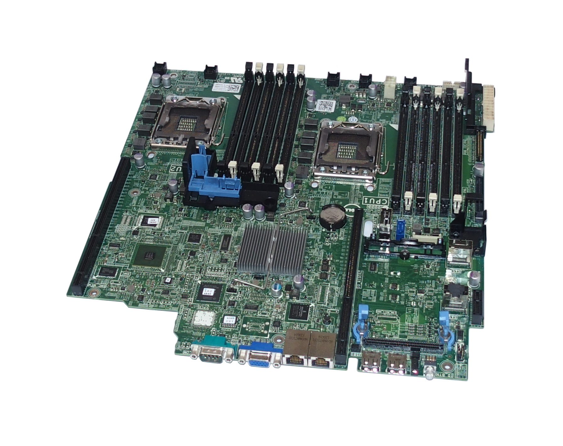 Dell 72XWF Dual Socket LGA1356 Motherboard For PowerEdge R420 Server