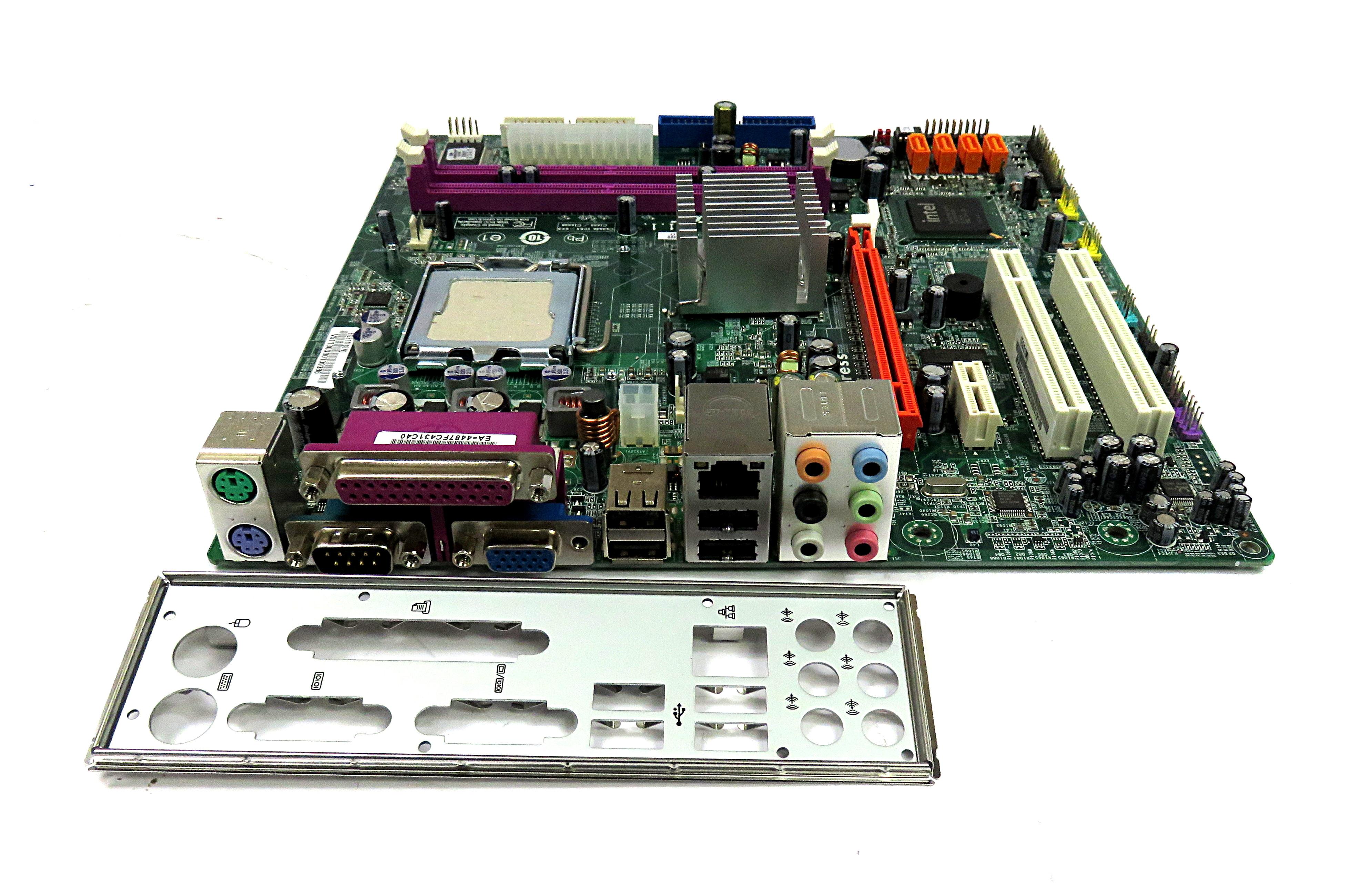 Acer EG31M V.1.1 Intel Socket 775 Motherboard MB.V8809.002