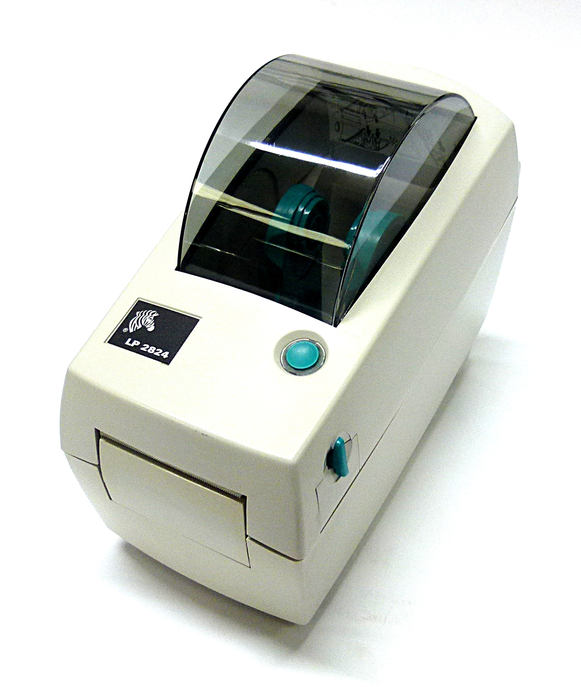 Zebra 2824-21100-0001 LP2824 USB Thermal Label Printer- No ...