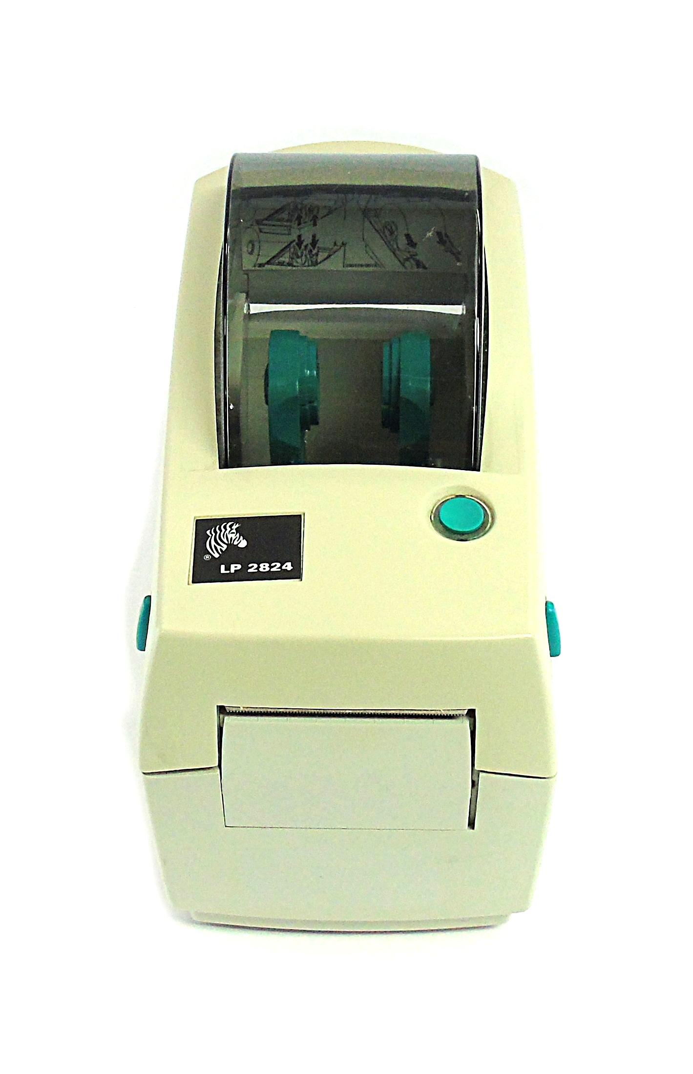Zebra 2824-21100-0001 LP2824 USB Thermal Label Printer