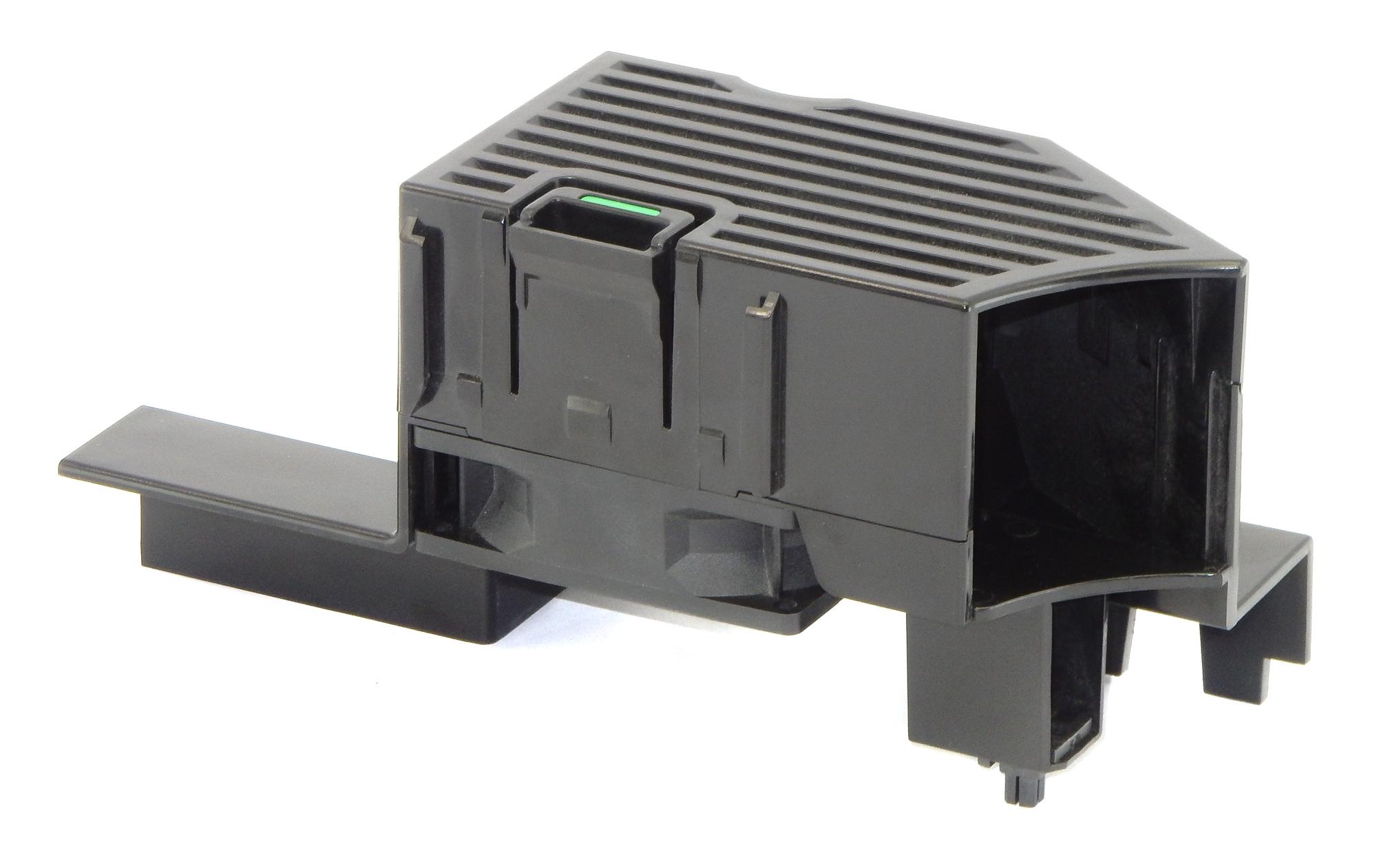 HP 468628-001 Memory Module Cooling Fan Assembly f/ Z600 Workstation