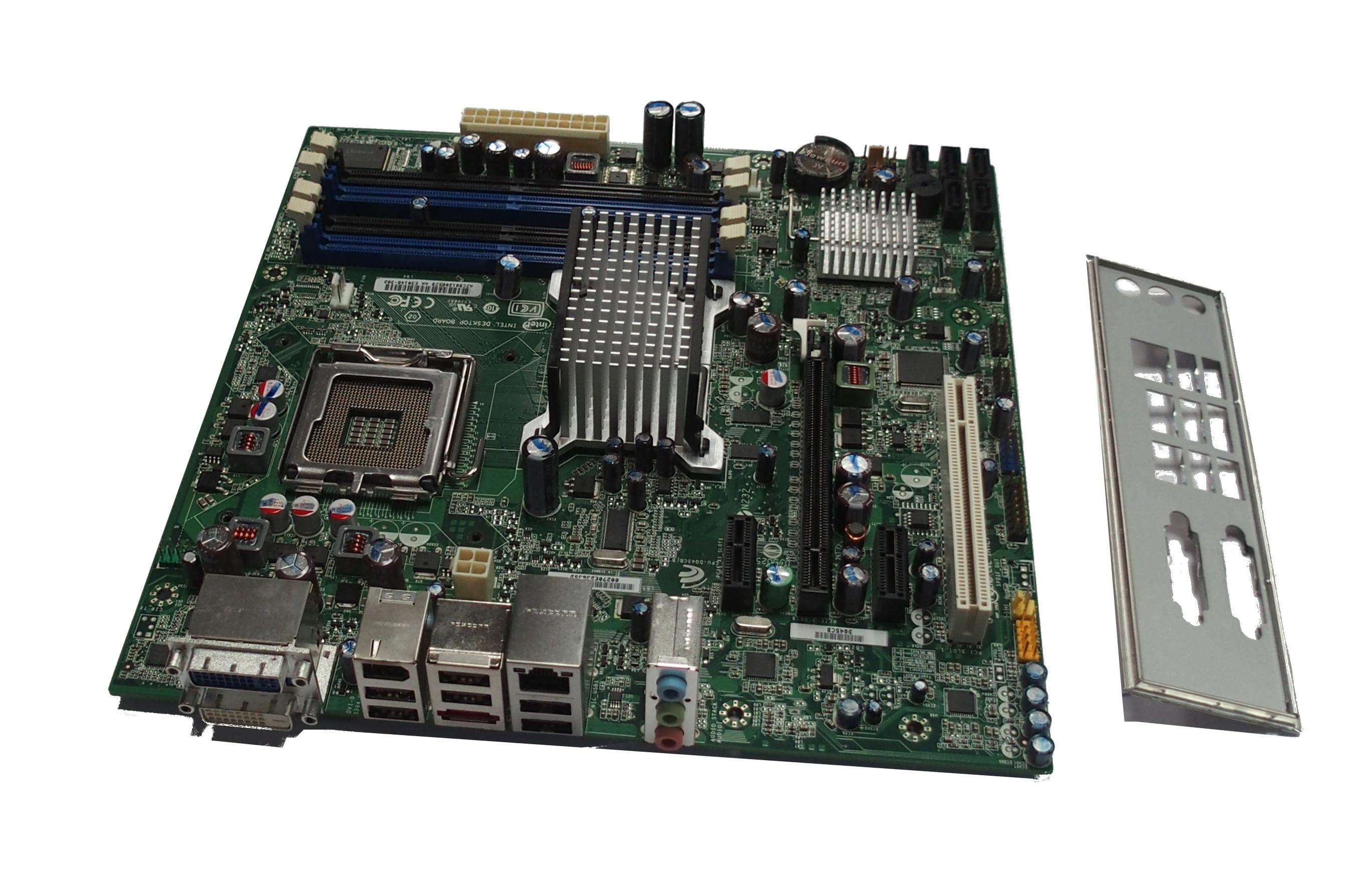 Intel E30148-302 DQ45CB Socket LGA775 Desktop Motherboard