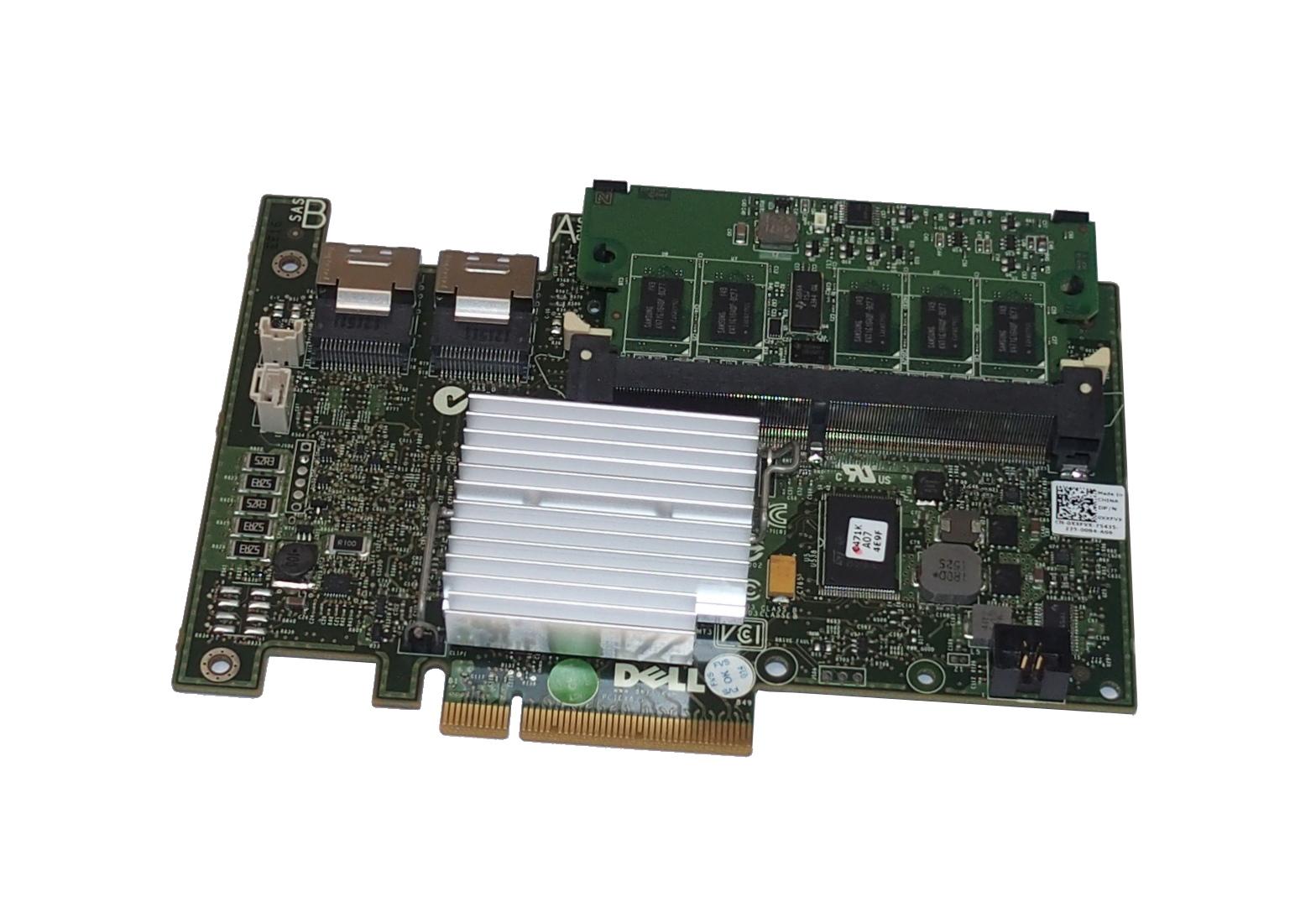 Dell XXFVX  PERC H700 6Gb/s SAS RAID Controller With 512MB Cache Memory