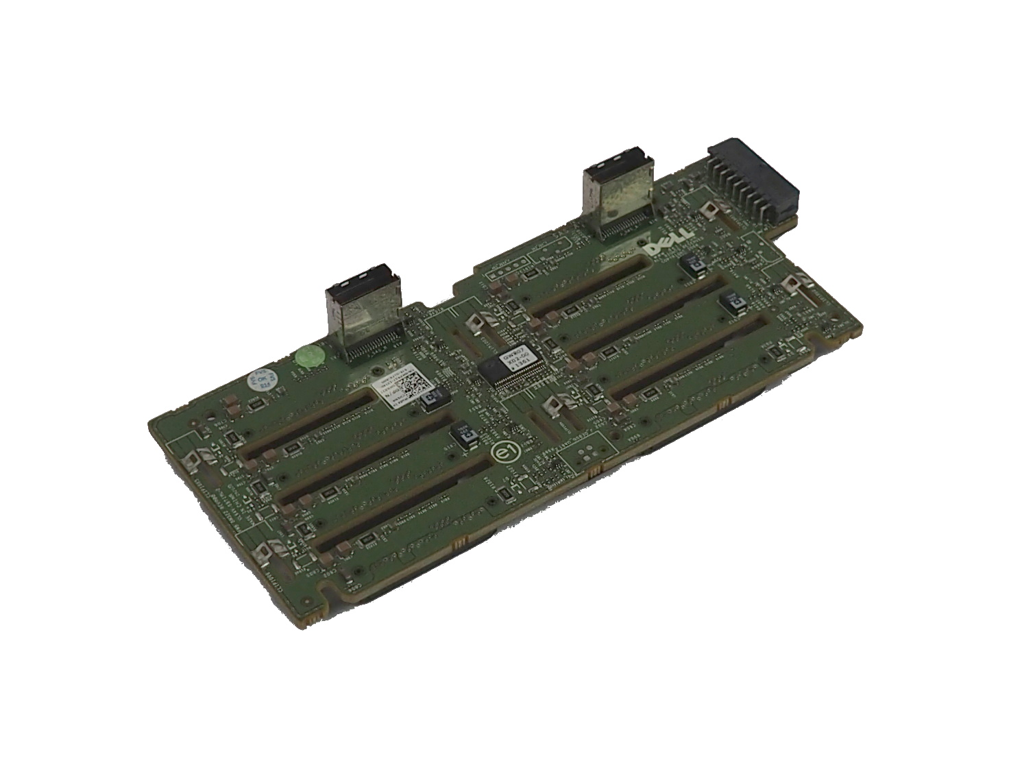 Dell MX827 8 Bay SAS/SATA Hard Drive Backplane For PowerEdge R710 Server