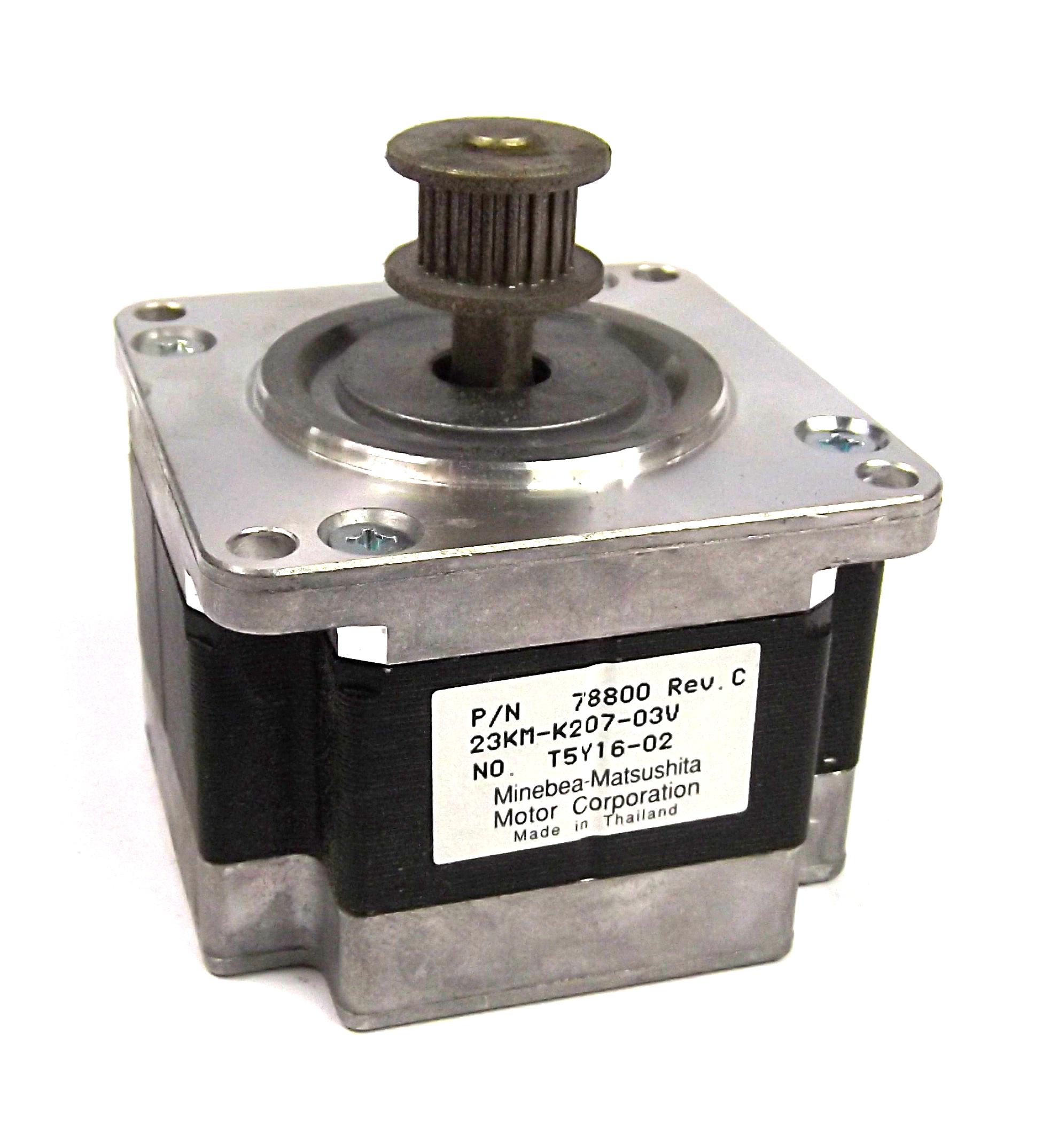 Zebra 78800 S600 Thermal Printer Stepper Motor - 23KM-K207-03V