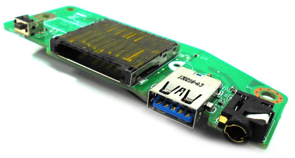 48.3KF10.011 Acer Front I/O Board  f/ Aspire ZC-605 AiO PC - 12577-1