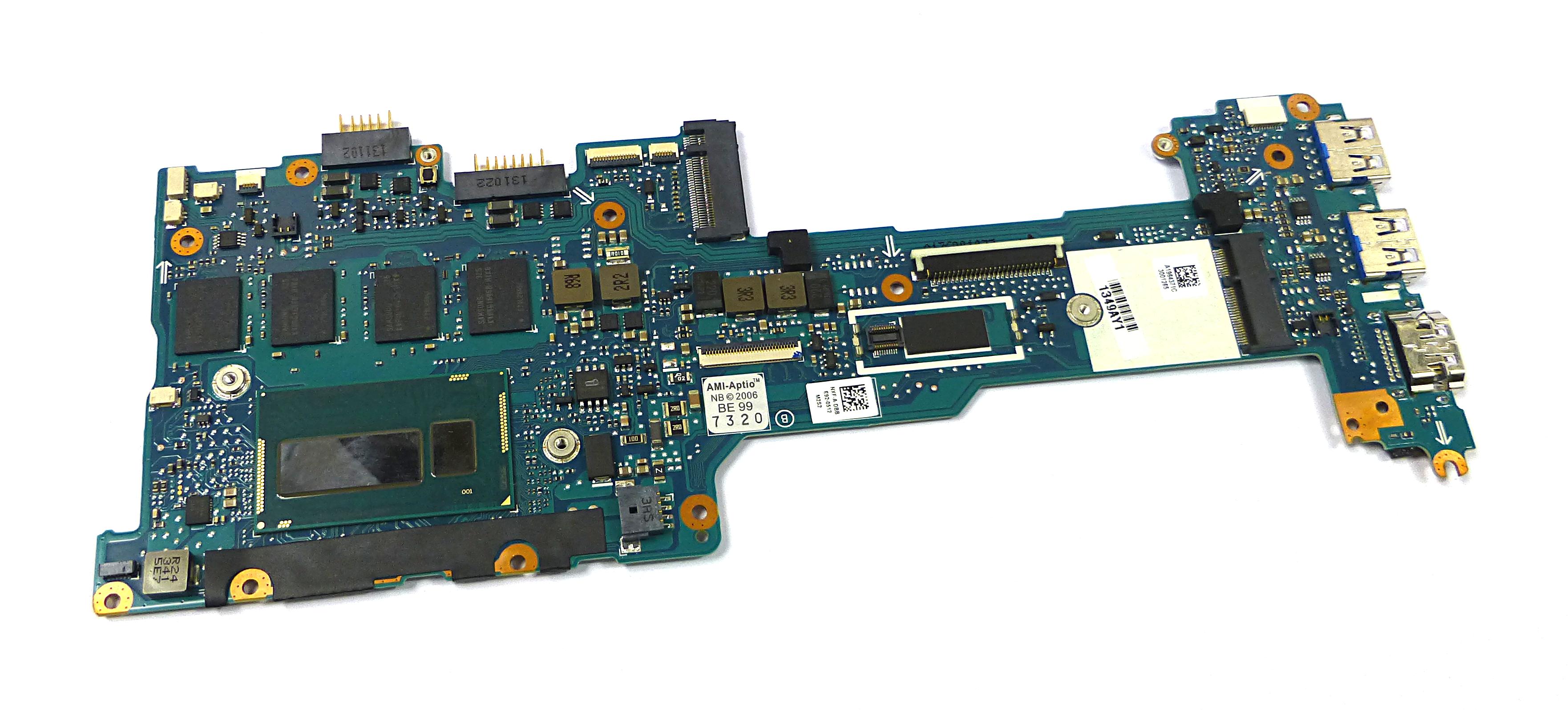 Sony A1964371C Laptop Motherboard with BGA Intel SR170 Processor