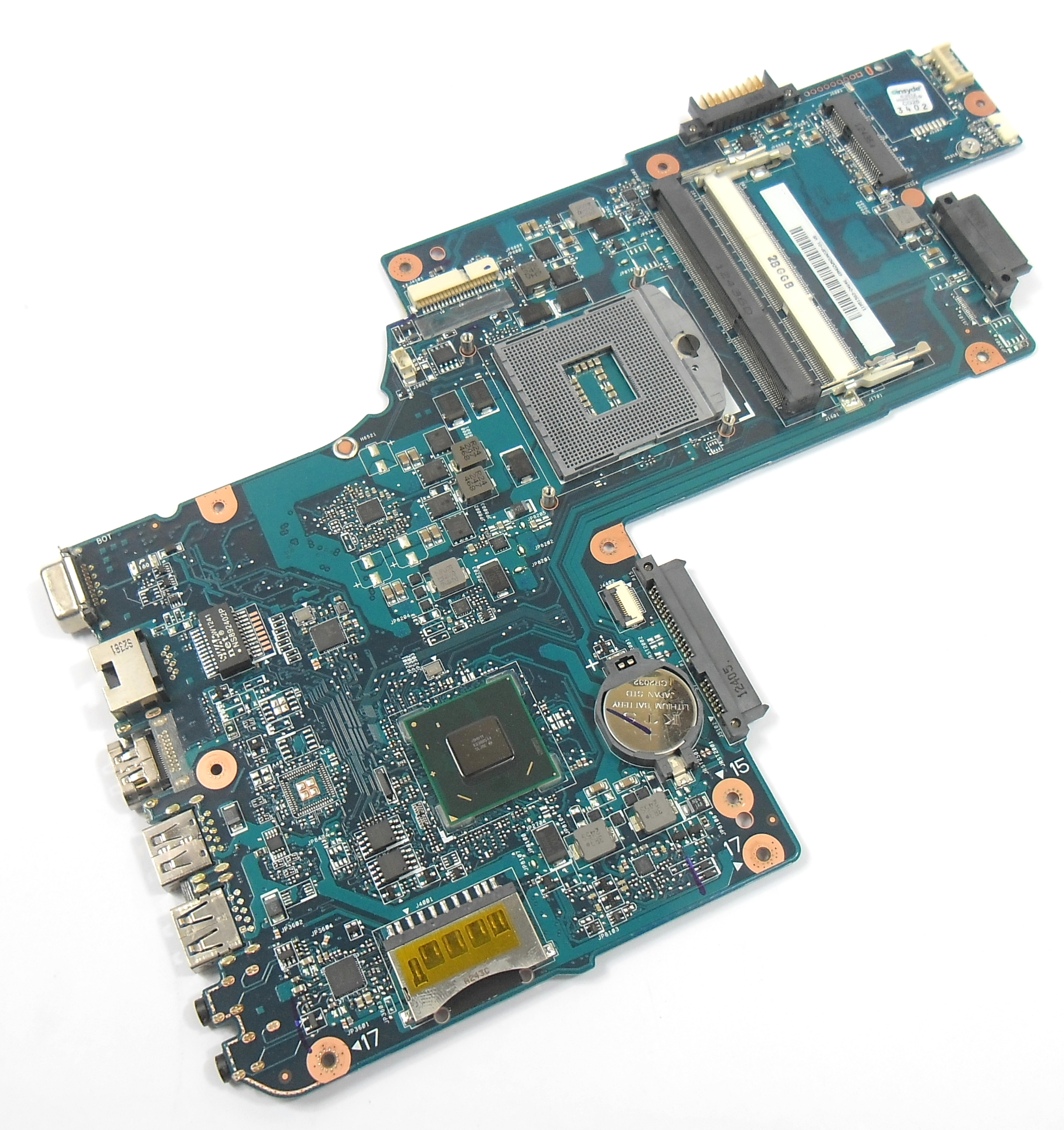 Toshiba H000052360 Satellite Pro C850-1EQ Laptop Motherboard