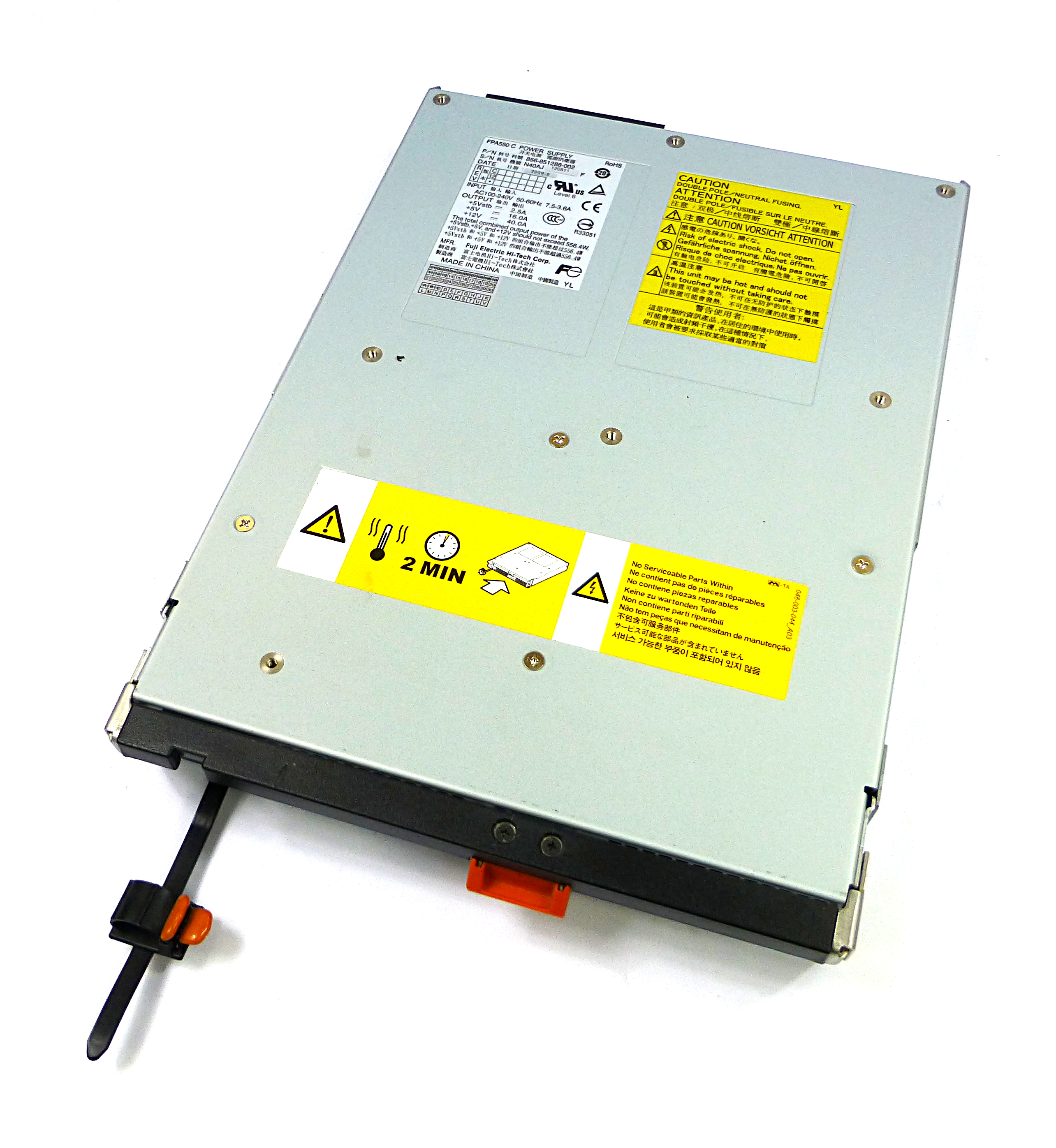 Fuji 856-851288-002 FPA550C 550W Power Supply