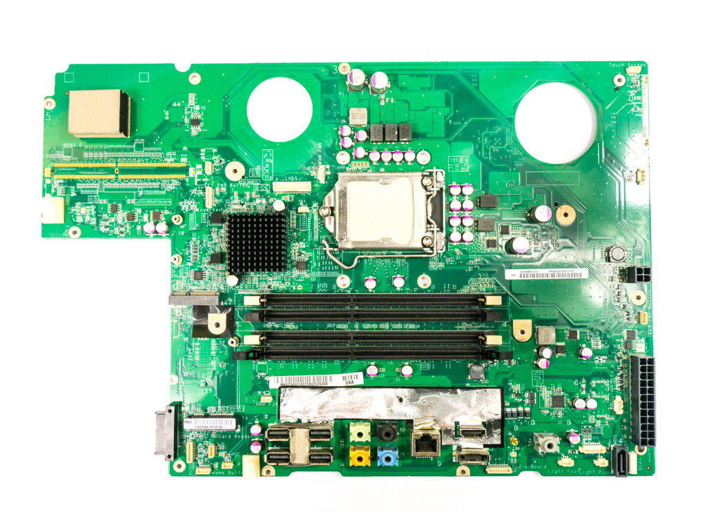 MB.SC906.010 31EL5MB0030 Packard Bell Motherboard /f oneTwo L5800 AiO PC