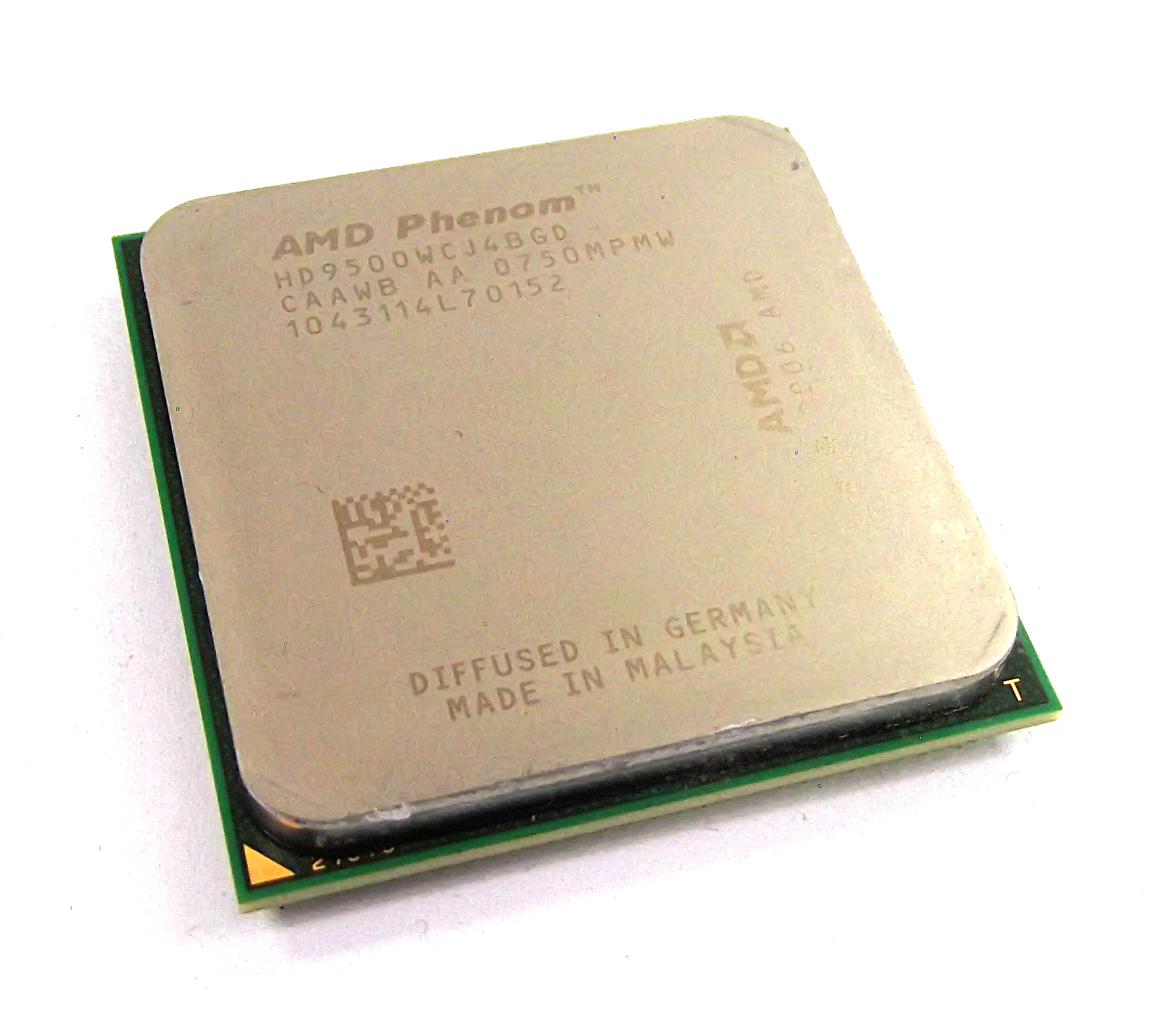 AMD Phenom X4 9500 HD9500WCJ4BGD 2.2 Ghz Socket AM2/AM2+ Processor