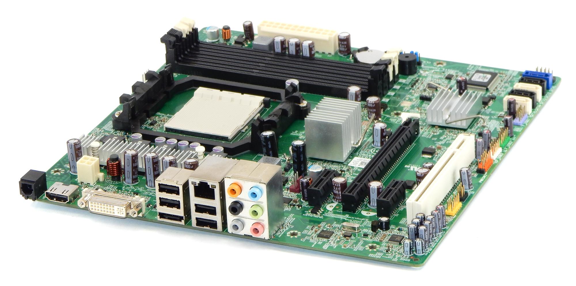 GK1K2 Dell Socket AM3 Motherboard KA1030 DRS880M01 REV:A00 f/ Studio XPS 7100