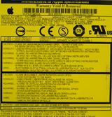 678-0503D Apple IDE Optical Slot Drive - Super 845CA Model:UJ-845-C