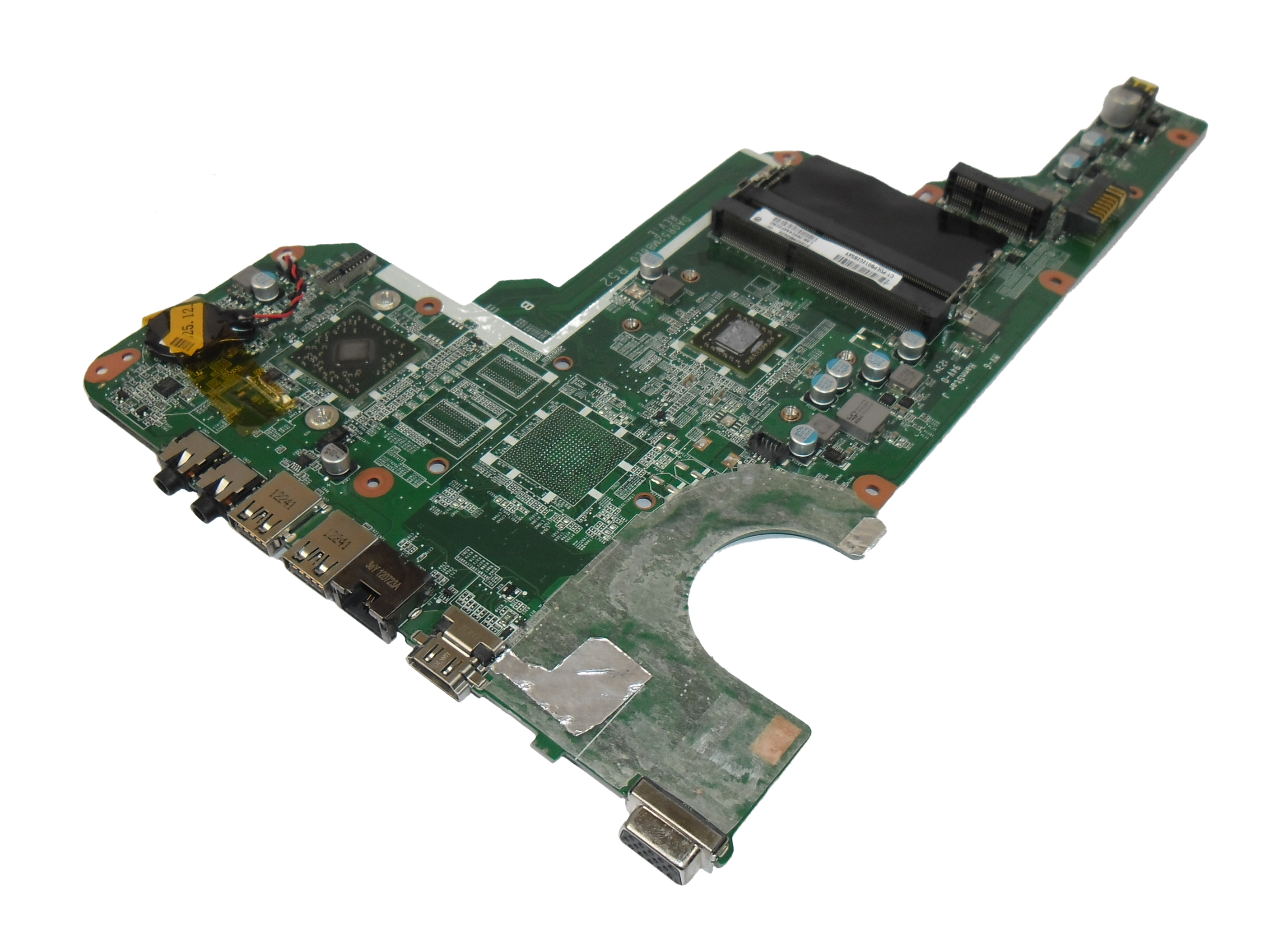 HP 697230-501 g6-2240sa Laptop Motherboard with AMD E2-1800 CPU - 31R52MB0020