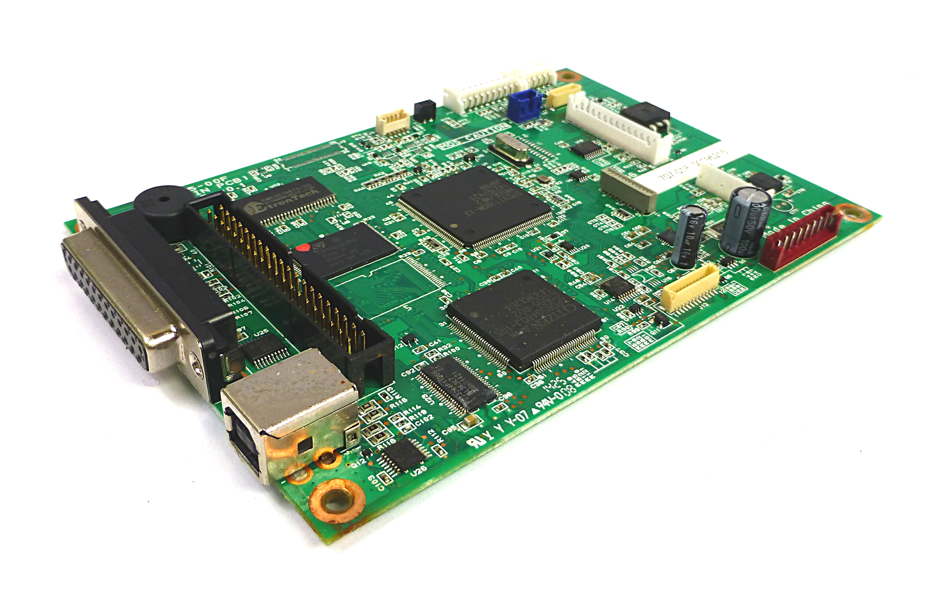 Citizen JM66905-00F Main Board for CL-S521 Thermal Label Printer