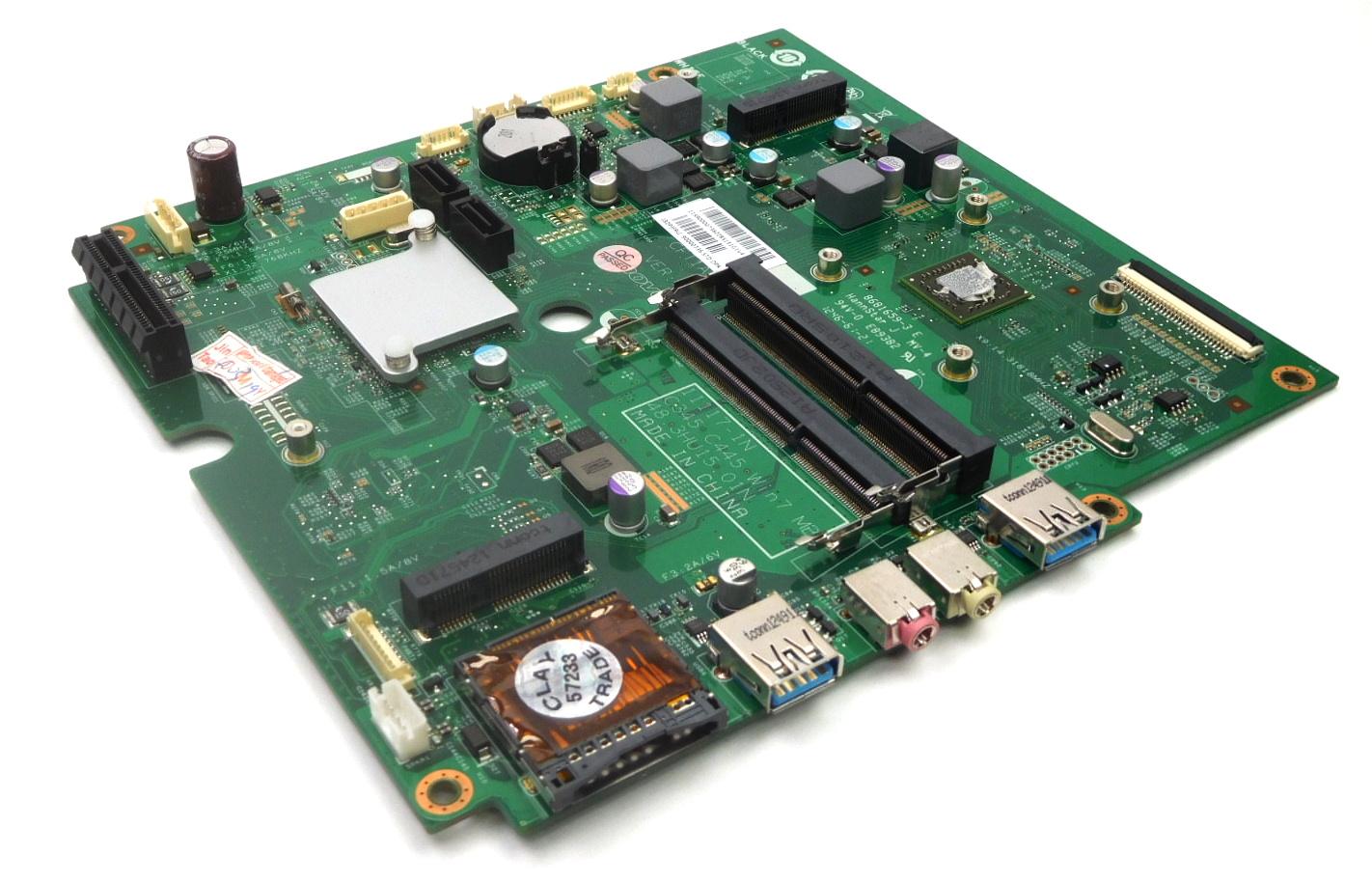 90000736 Lenovo CFT1A68S Motherboard 48.3HU05.01N w/ AMD E1-1200 APU