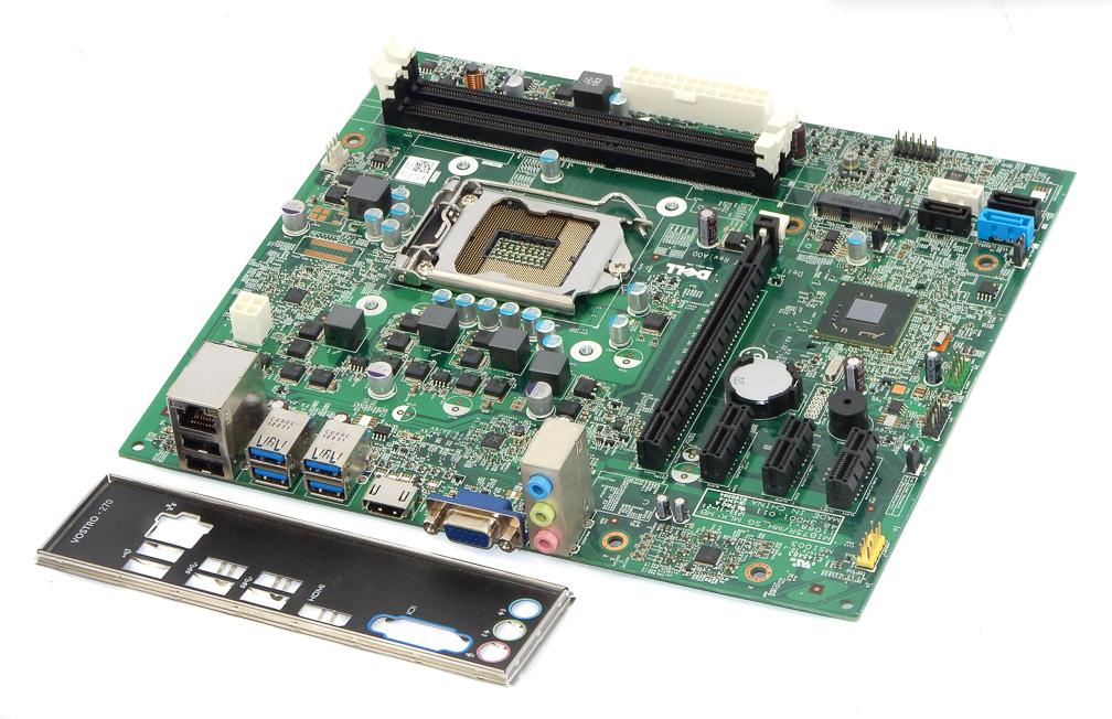 Dell XR1GT Socket Type LGA1155 Inspiron 660/Vostro 270 Motherboard