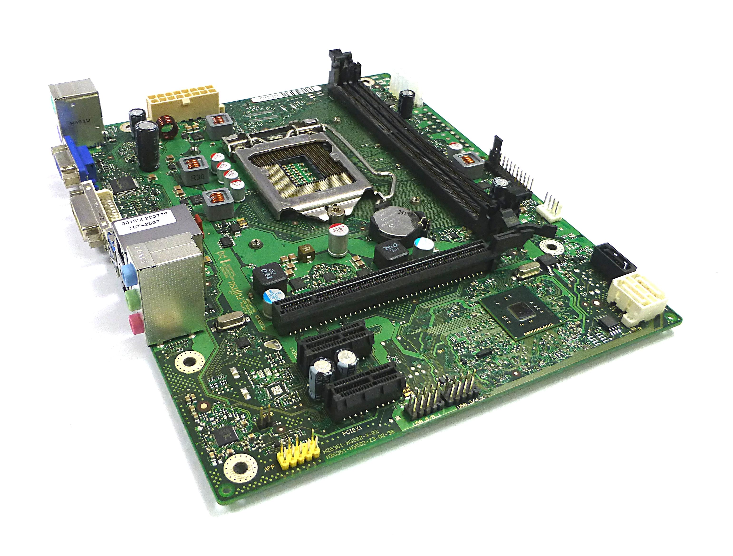Fujitsu D3230-A11 GS 1 Socket LGA1150 Motherboard