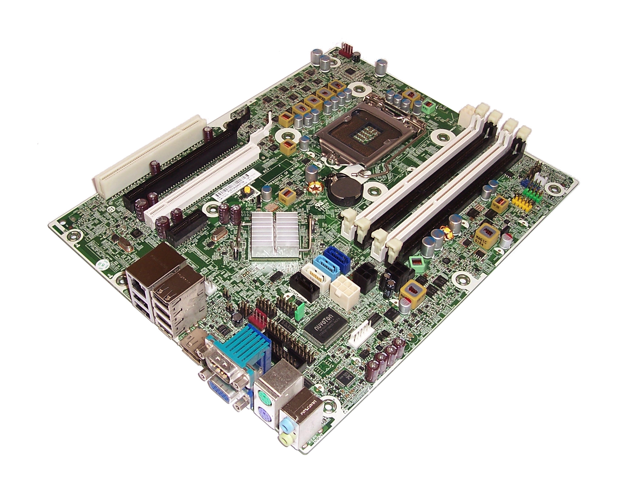 HP Compaq 611834-001 8200 Elite SFF Socket H2 (LGA1155) Motherboard - 611793-002