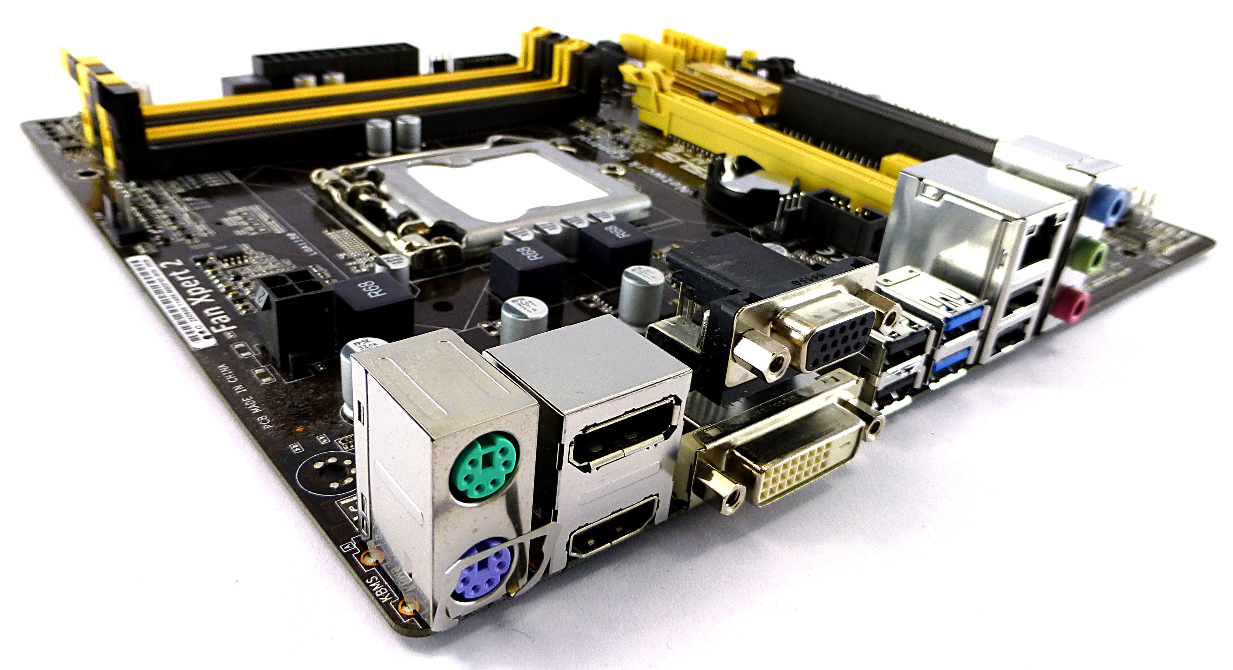 B85M-E Asus Intel LGA1150 USB 3.0 Motherboard uATX