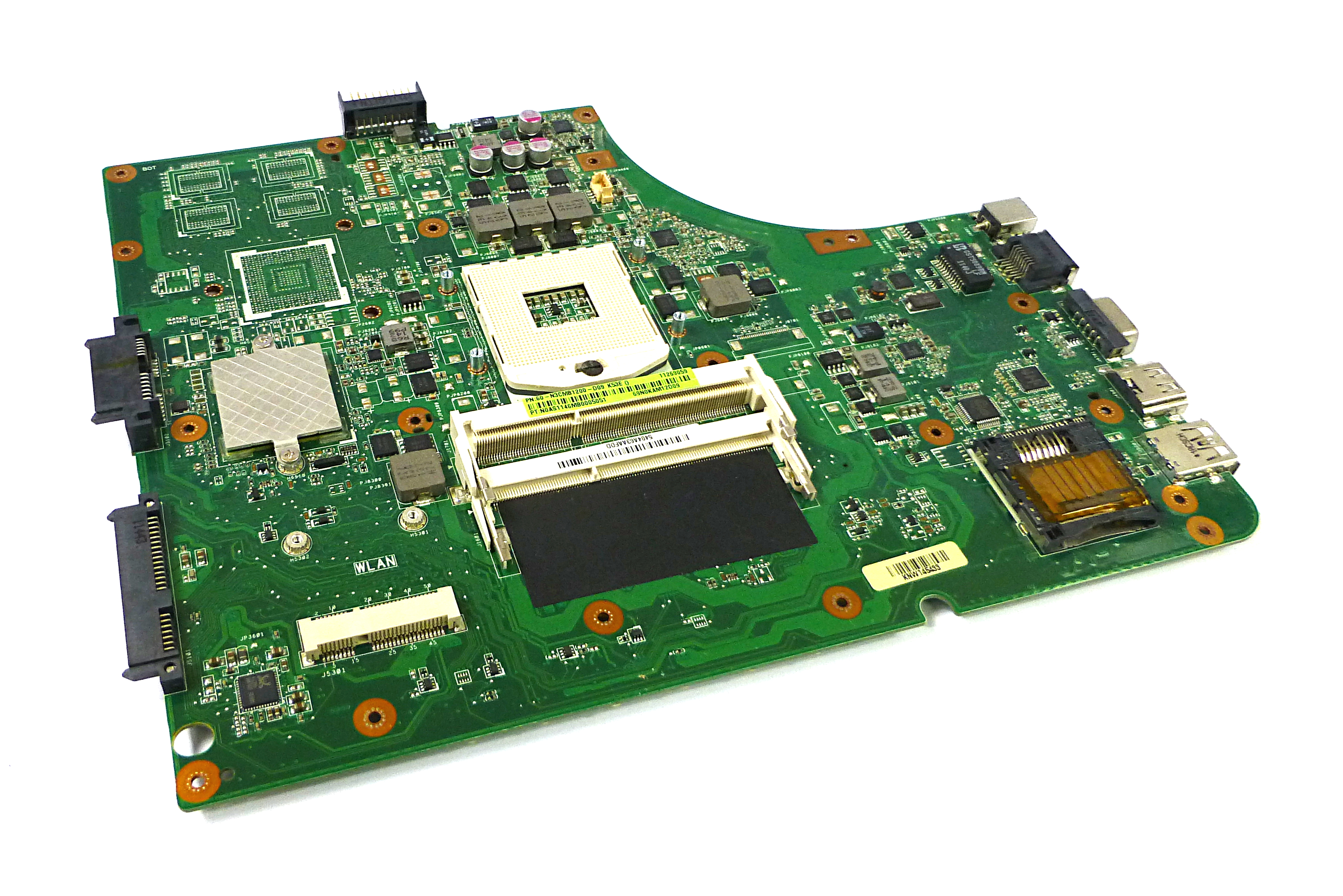 Asus 60-N3CMB1200-D09 A53E Socket 989 Laptop Motherboard