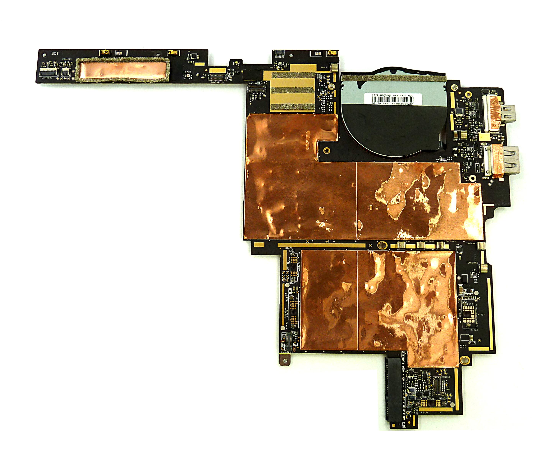Microsoft Surface Pro 3 1631 i5-4300U 4GB RAM Main Board X896664-001