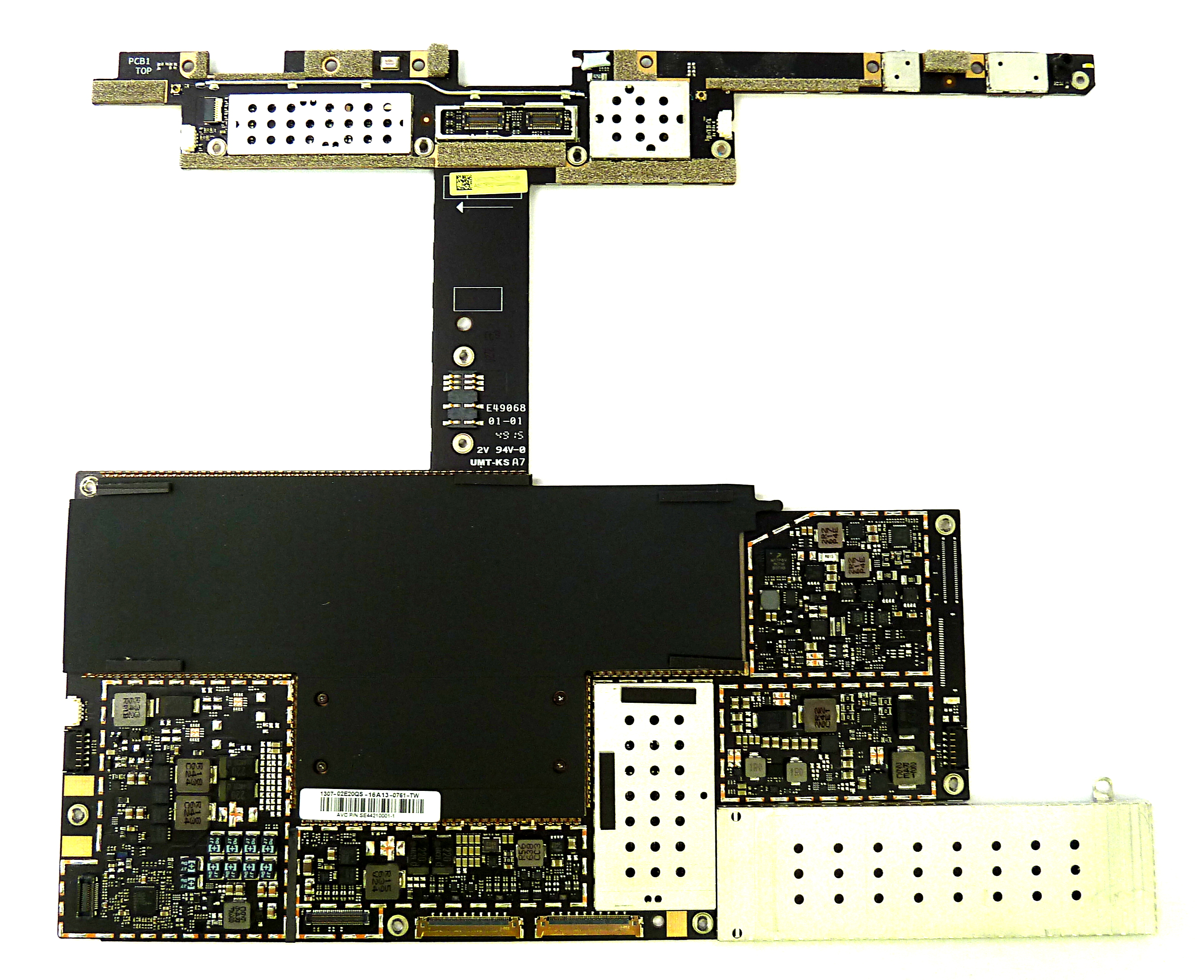 Microsoft Surface Book 1703 i7-6600U 8GB RAM Main Board Motherboard X942903-001