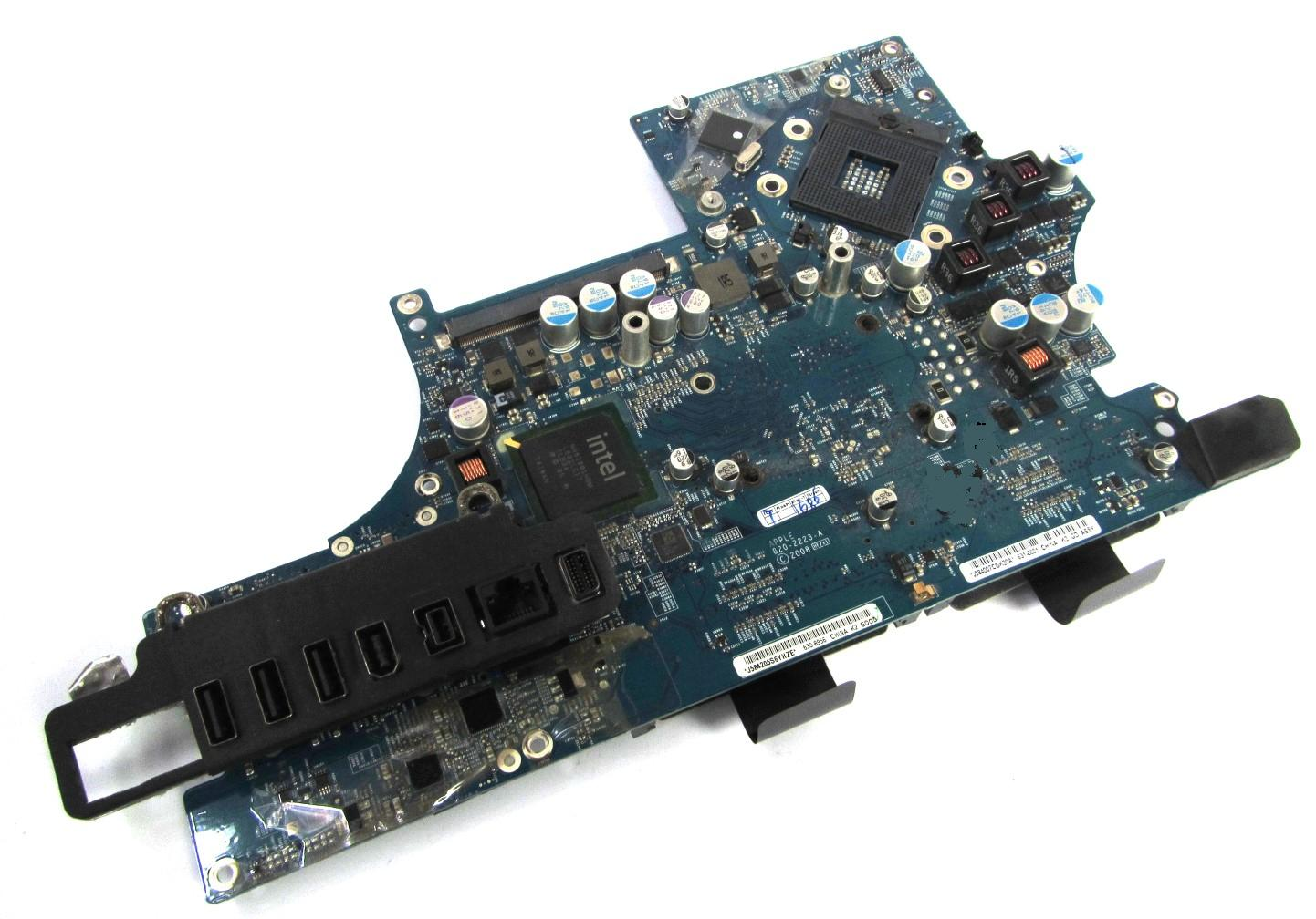 "630-8956 EEE:YHZ Apple Logic Board /f 20"" iMac Early-2008 A1224 EMC:2210"