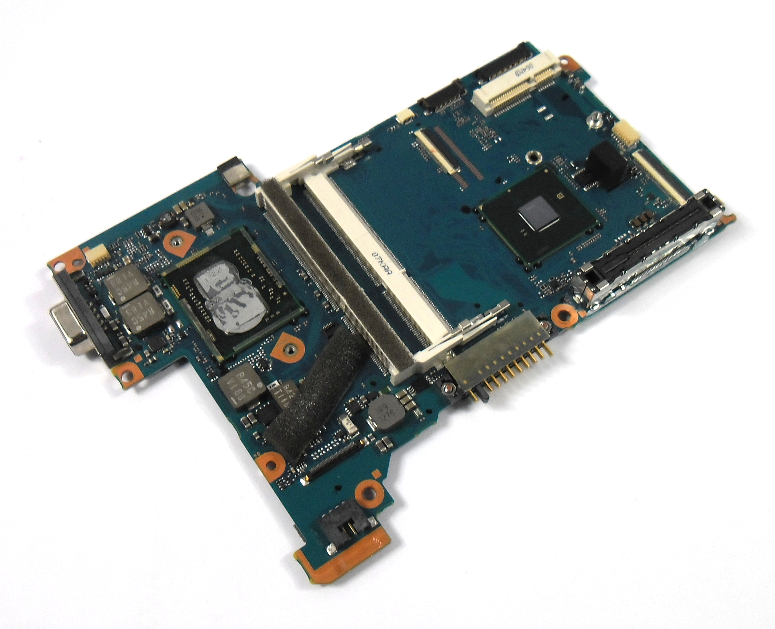 Toshiba FULSY4 Portege R700 Laptop Motherboard with Intel i3-350M CPU