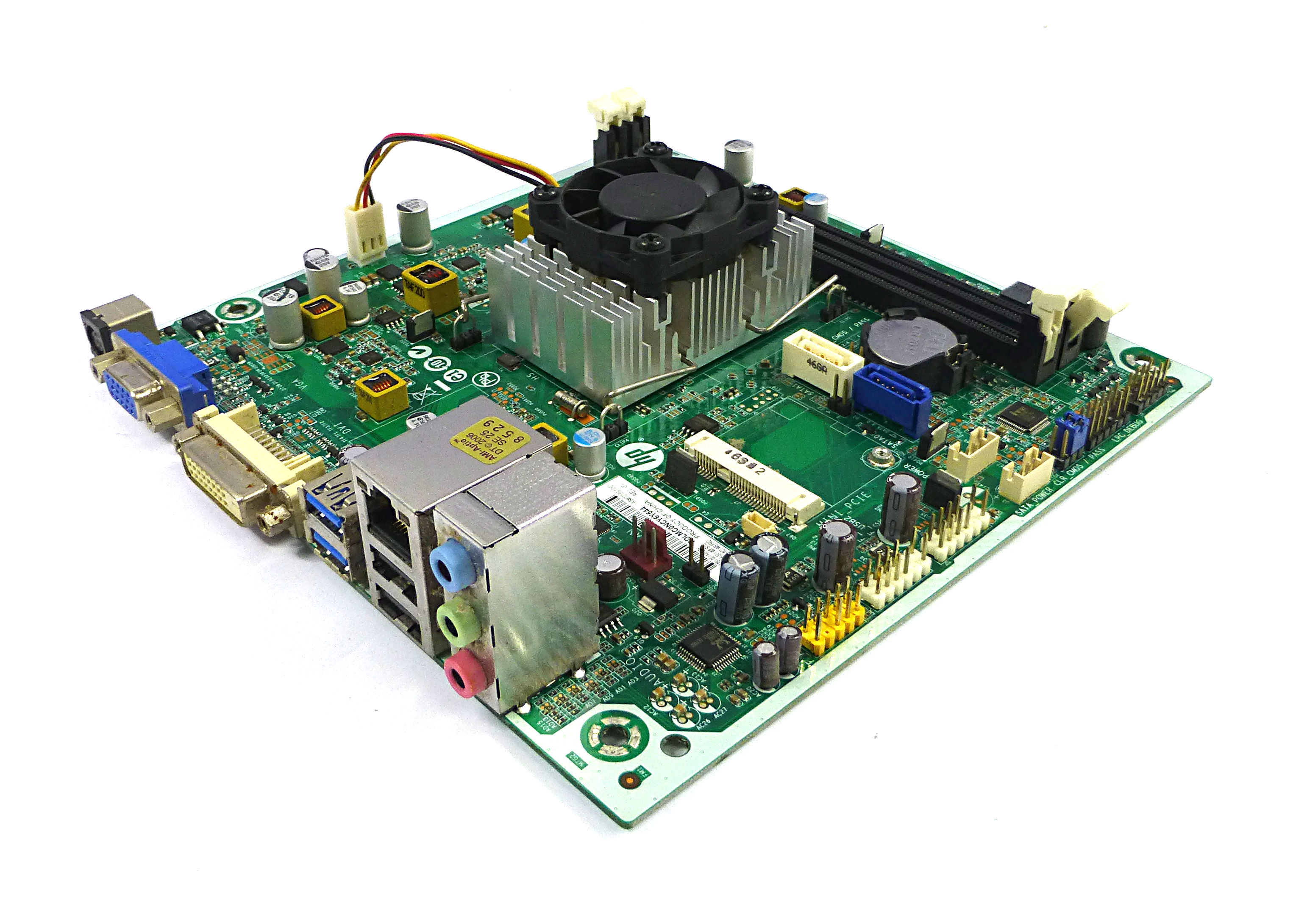 HP 721891-001 110-352na Desktop PC Motherboard with BGA AMD AM5200IAJ44HM CPU