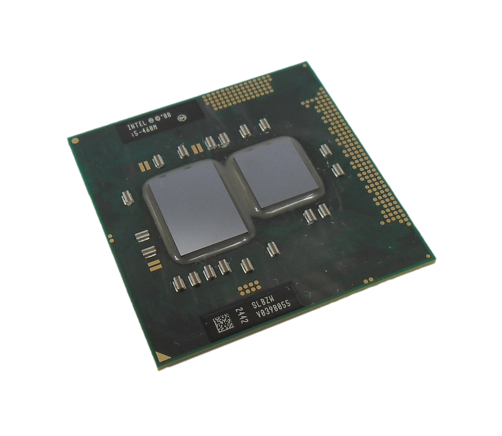 SLBZW Intel® Core? i5-460M Processor (3M Cache, 2.53 GHz)