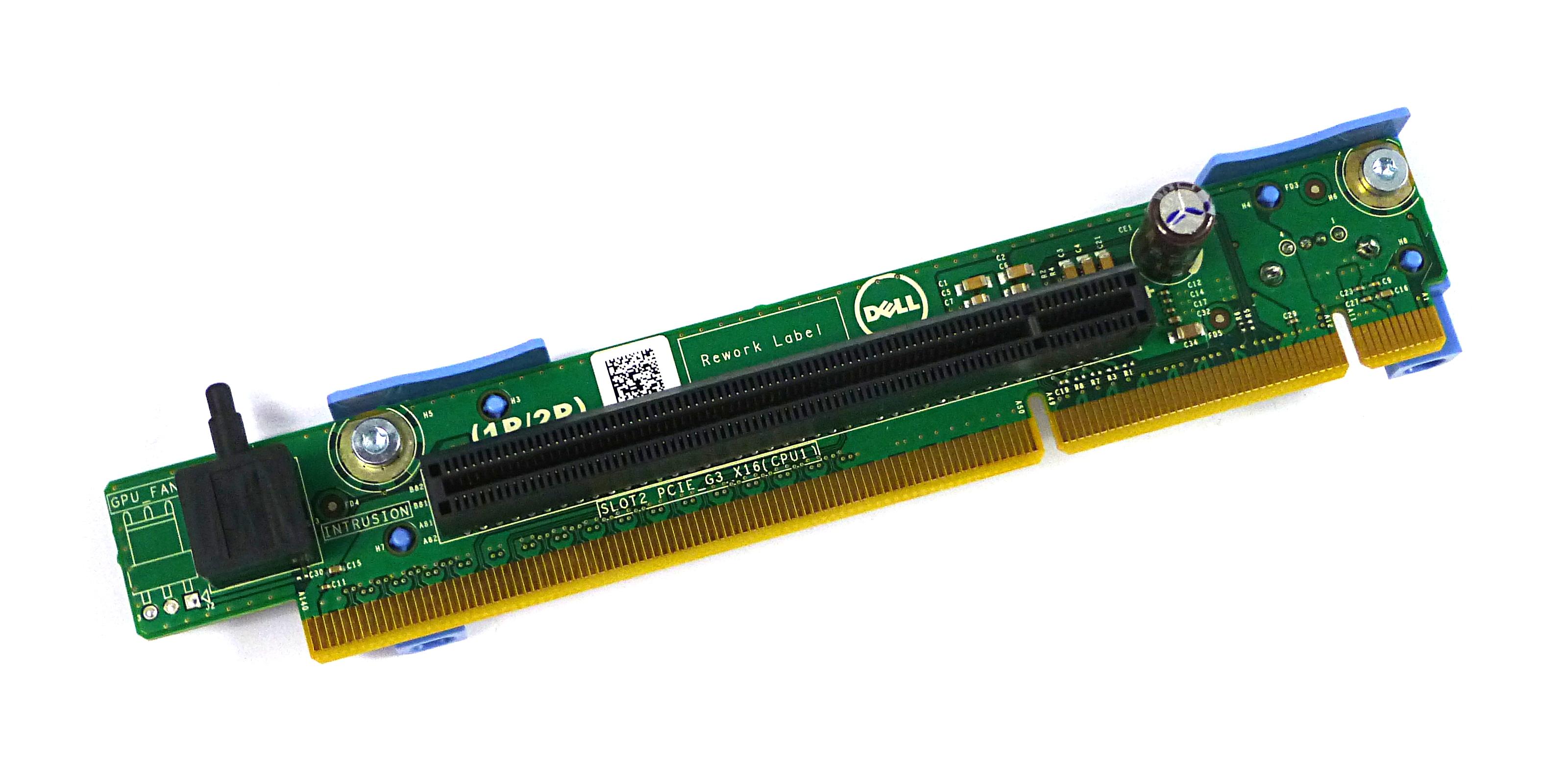 Dell 488MY PowerEdge R320 R420 PCIe Riser Card
