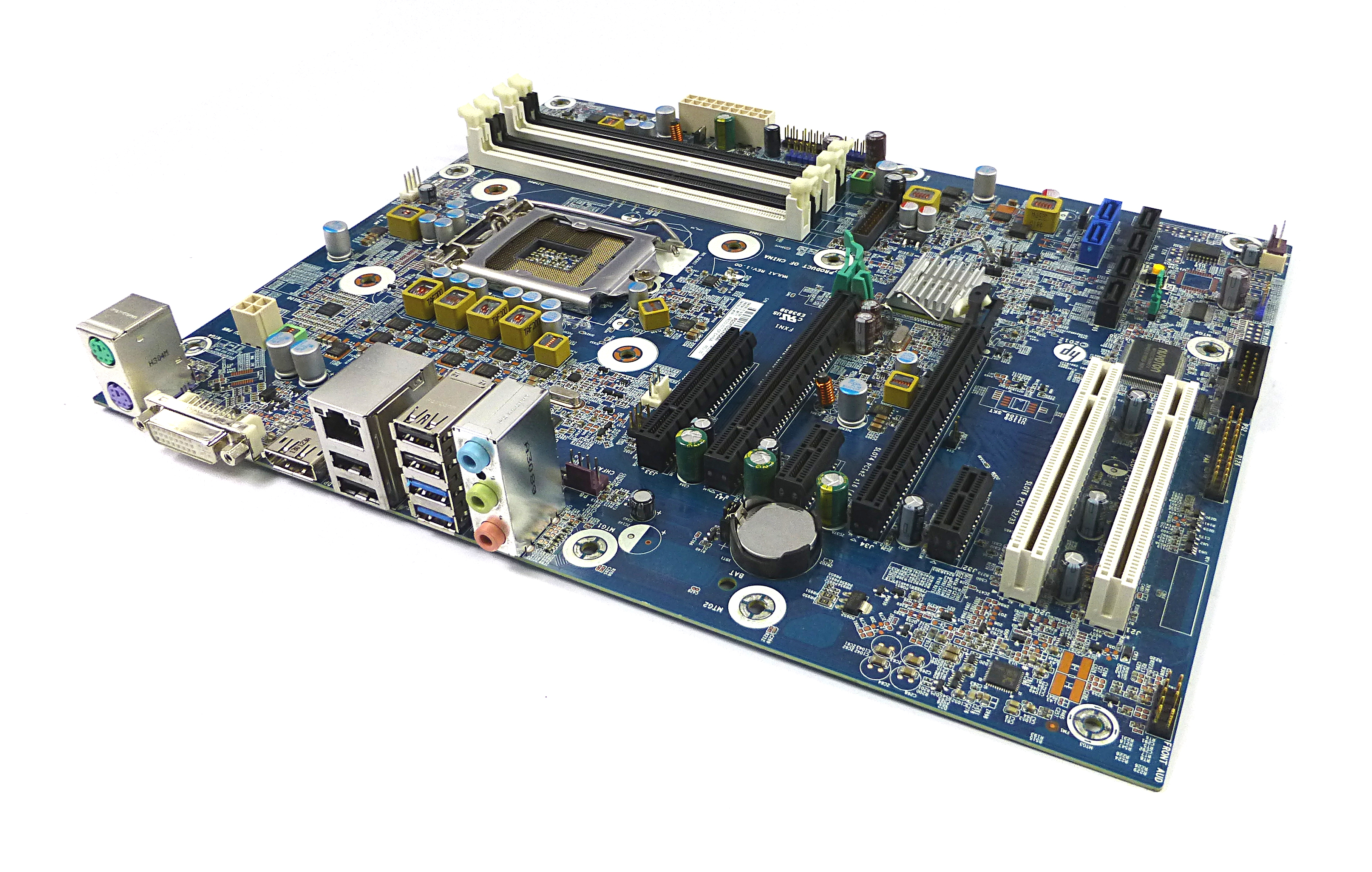 HP Z210 Z220 Workstation Motherboard LGA1155 DDR3 SP#655842-001 AS#655581-001