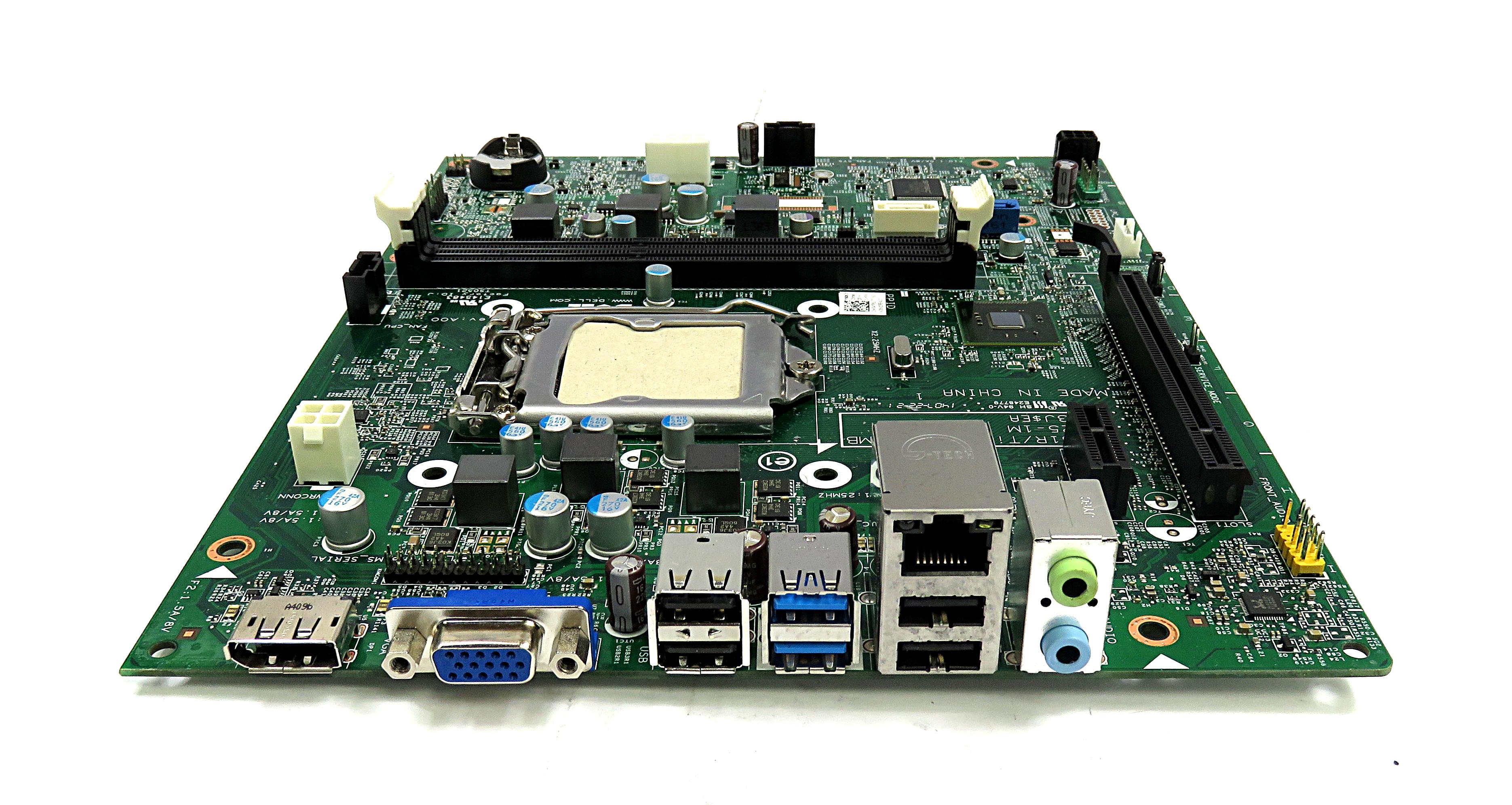 Dell 4YP6J Optiplex 3020 SFF Socket LGA1150 USB 3.0 Motherboard