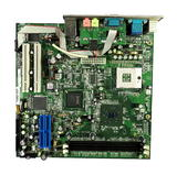 Fujitsu POS-D855GME REV:3.3 POS System Motherboard w/ Audio/Serial Daughterboard